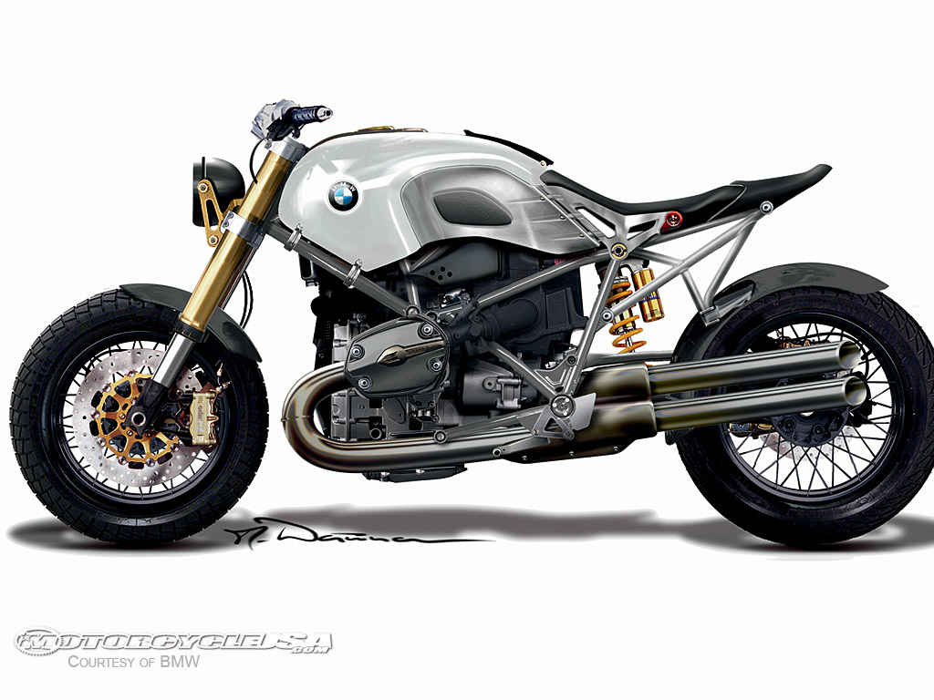 BMW Lo Rider Concept images #8441