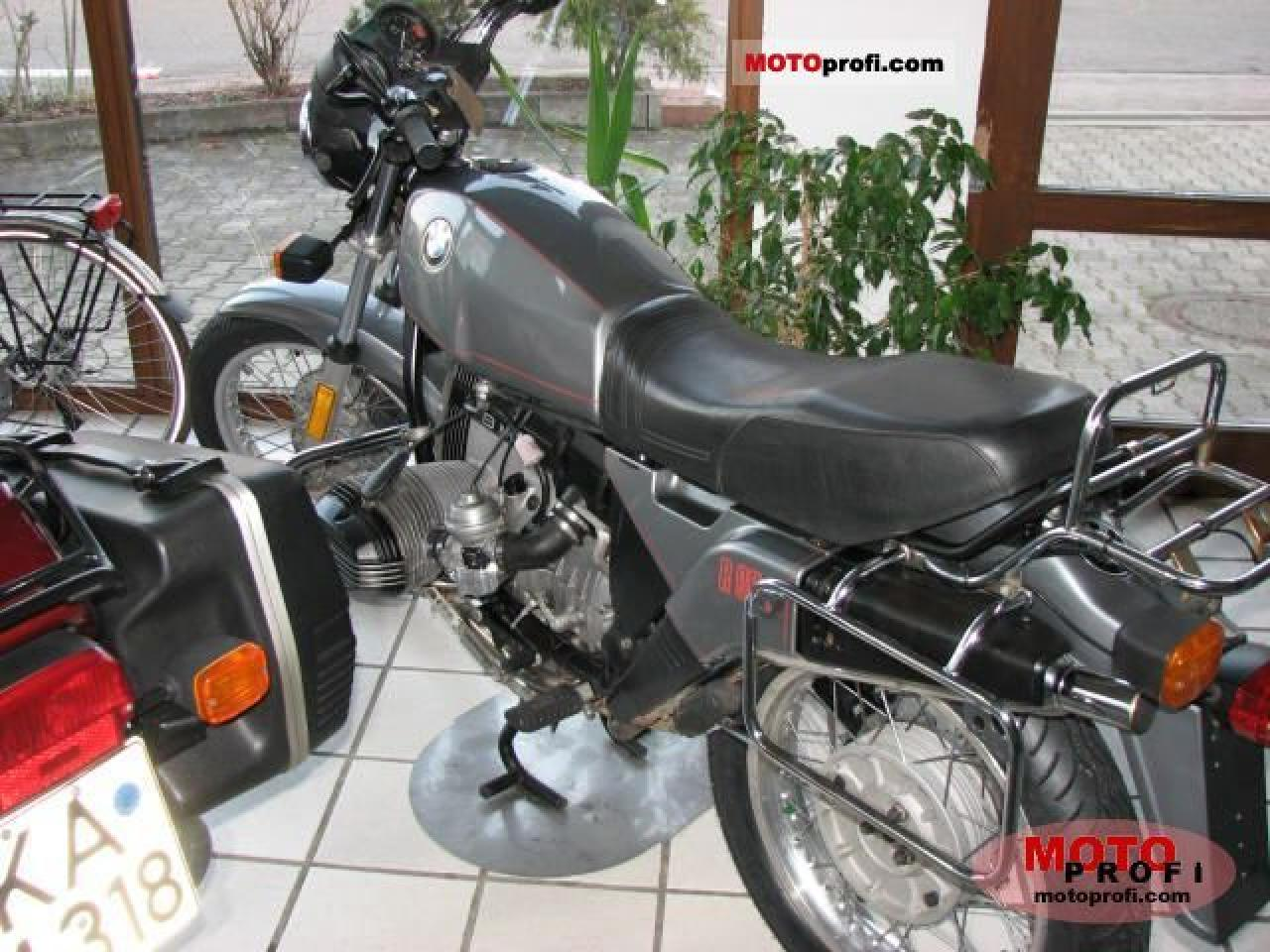 BMW R45 (reduced effect) 1984 images #154550