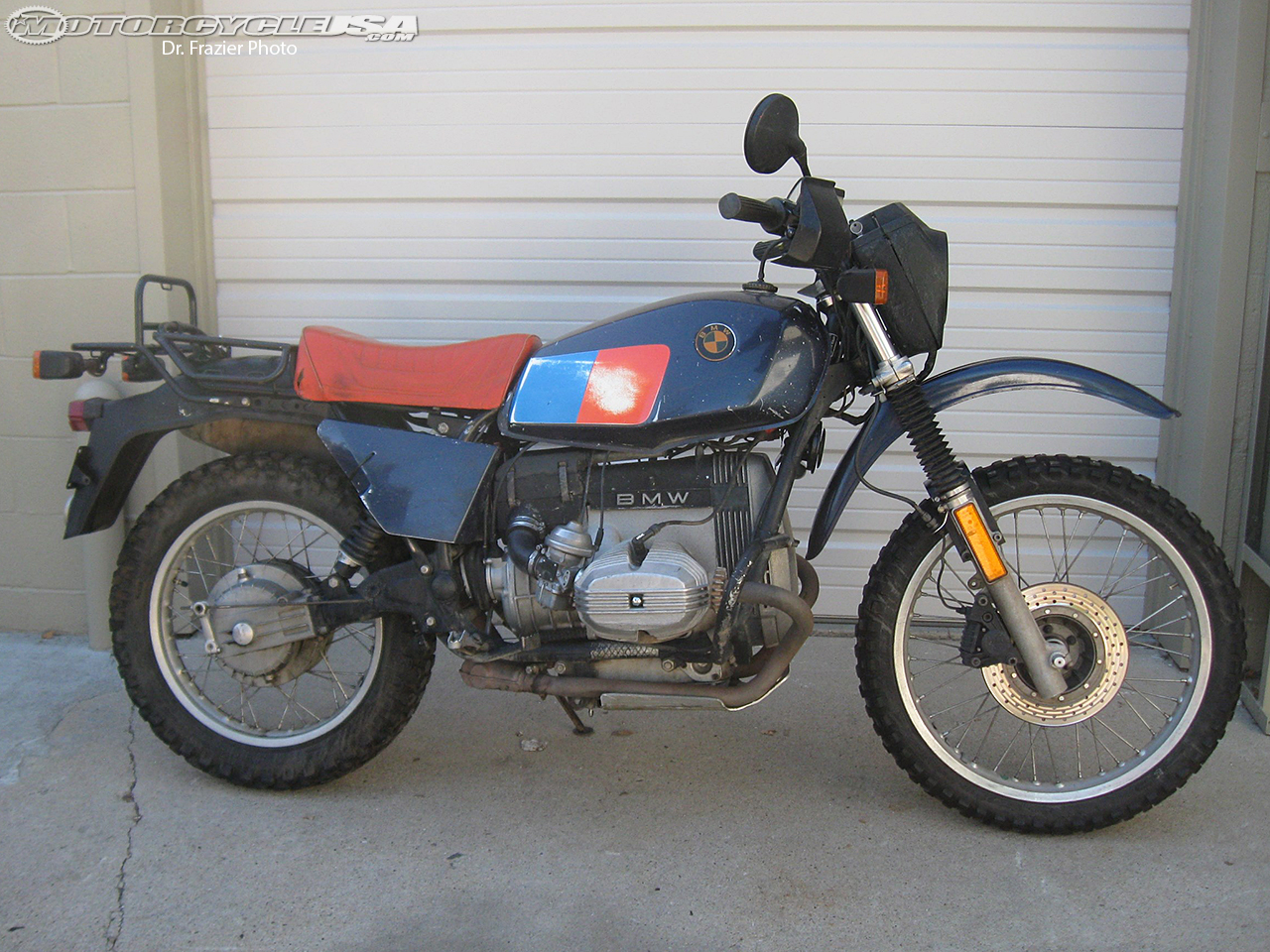 BMW R80GS 1996 images #154847