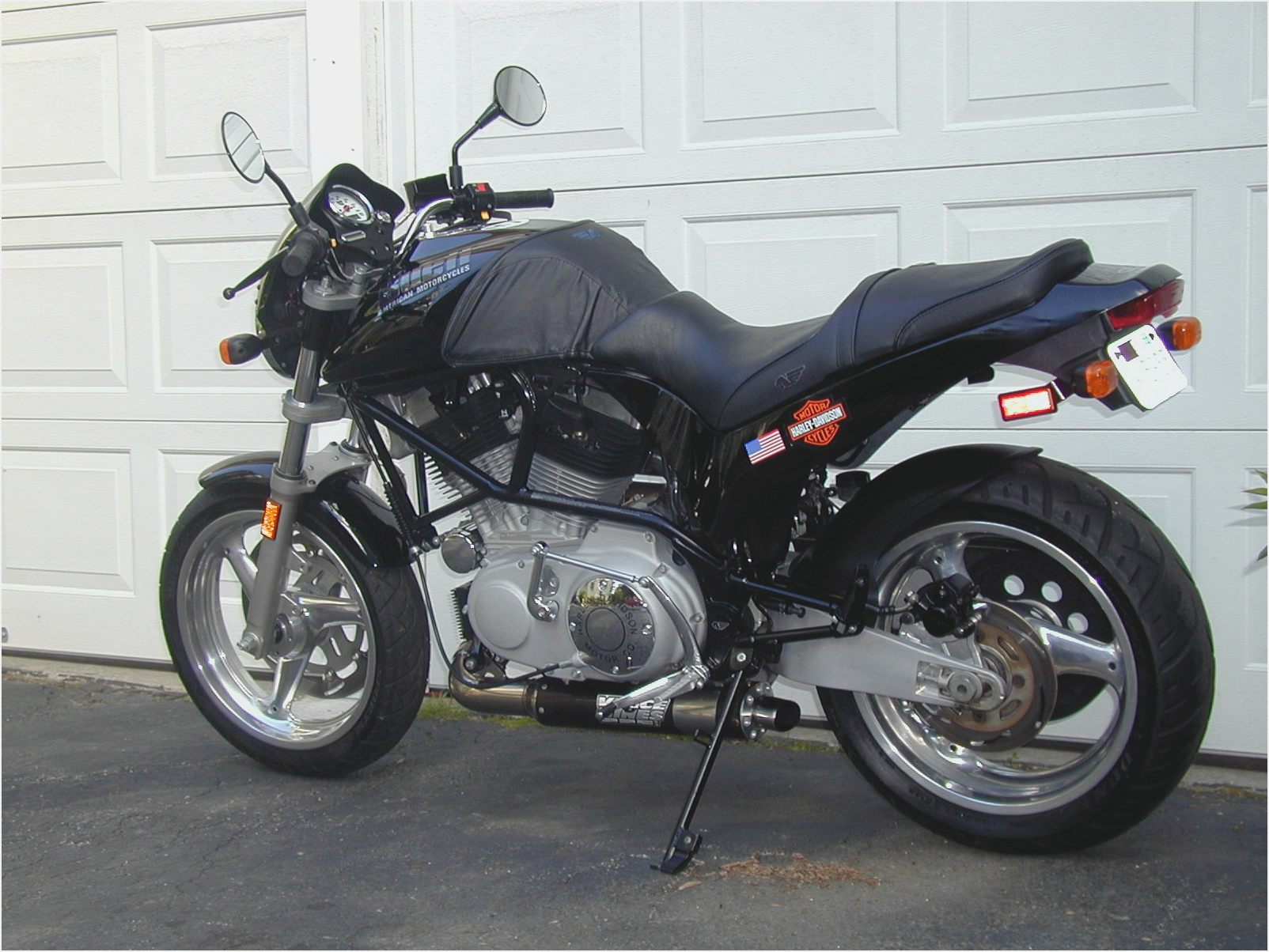 Buell M2 Cyclone 1999 images #153264
