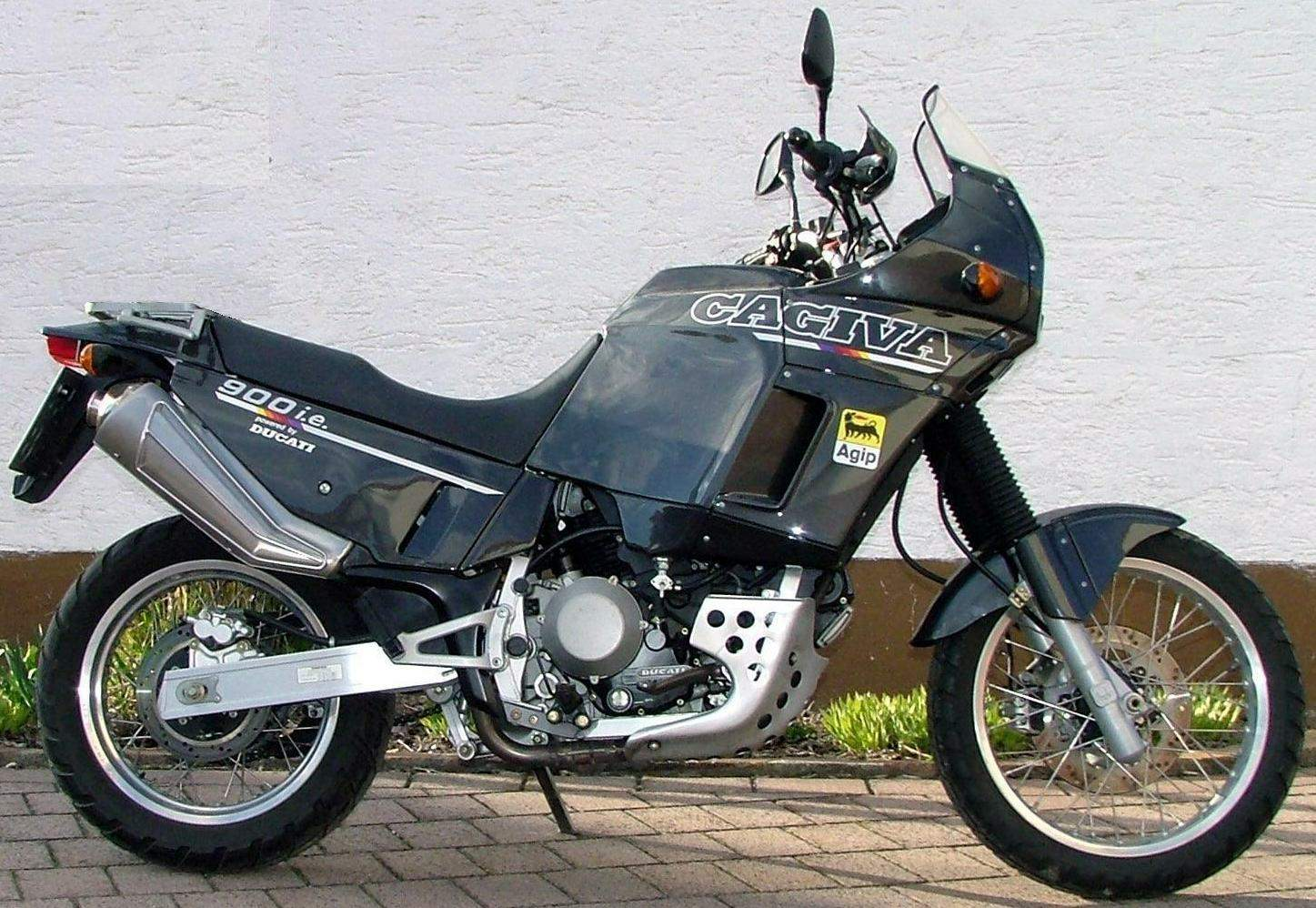 Cagiva Elefant 900 IE 1990 images #68844