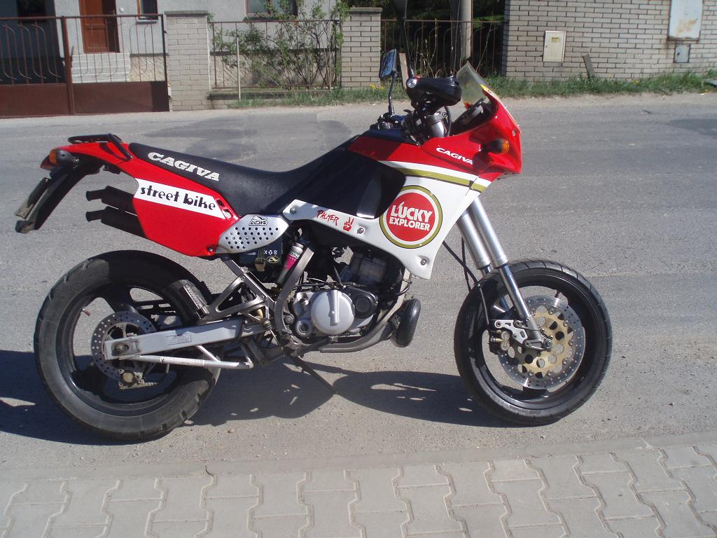Cagiva Super City 125 1994 images #69142