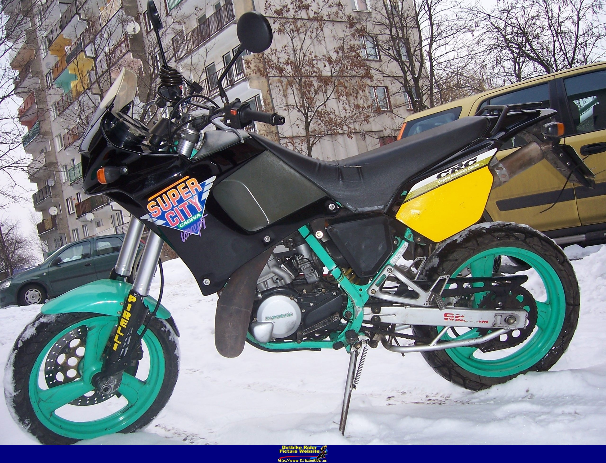 Cagiva Super City 125 1999 images #67366