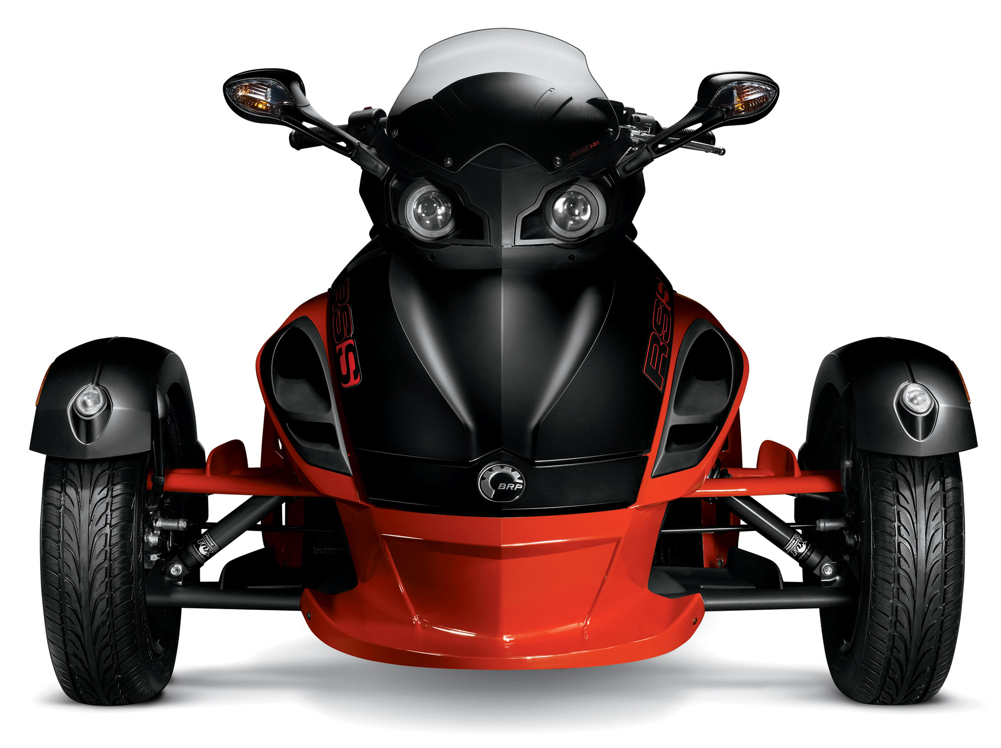 Can-Am Spyder RS-S 2011 images #94403