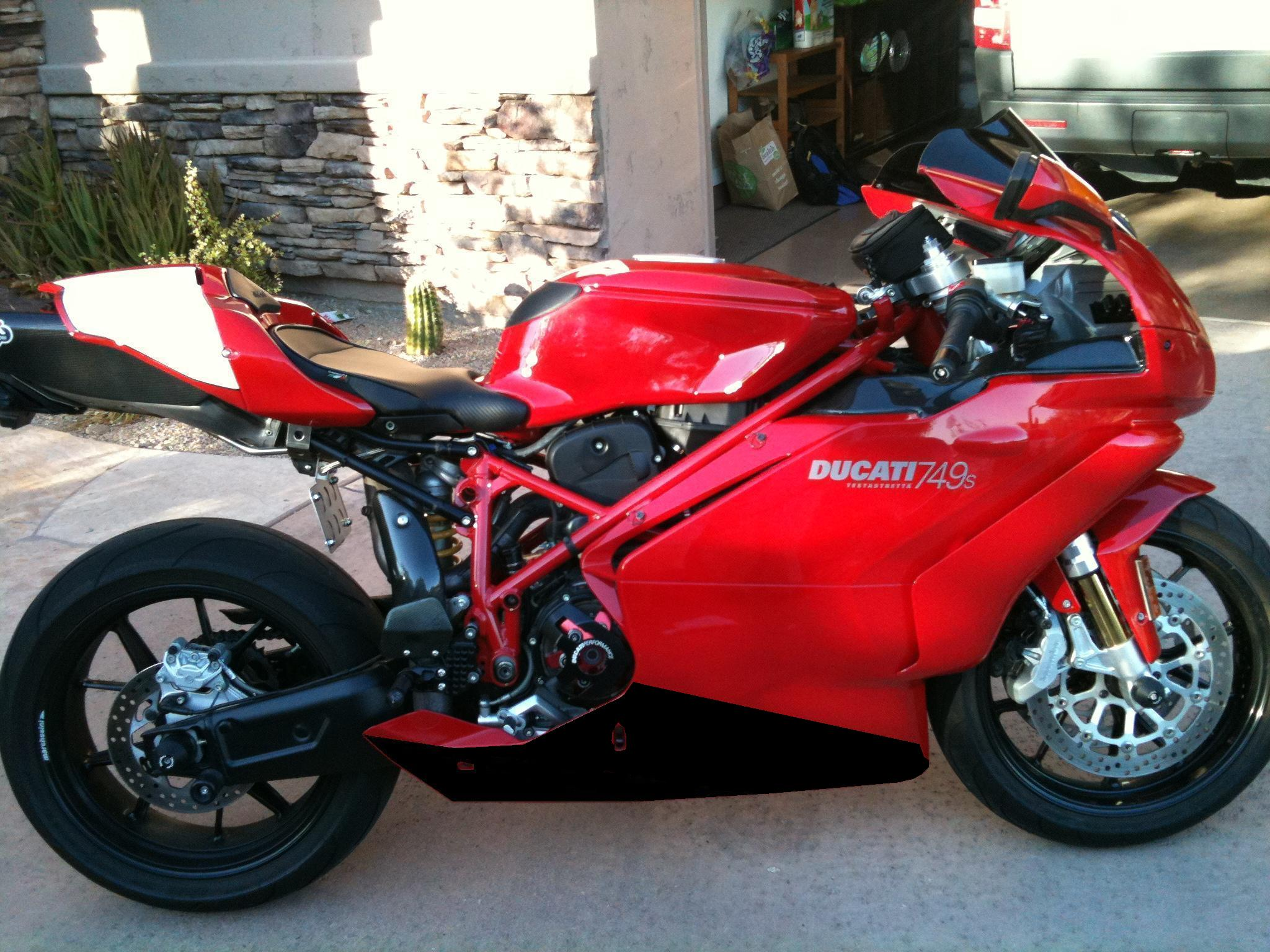 Ducati 749 S wallpapers #148900