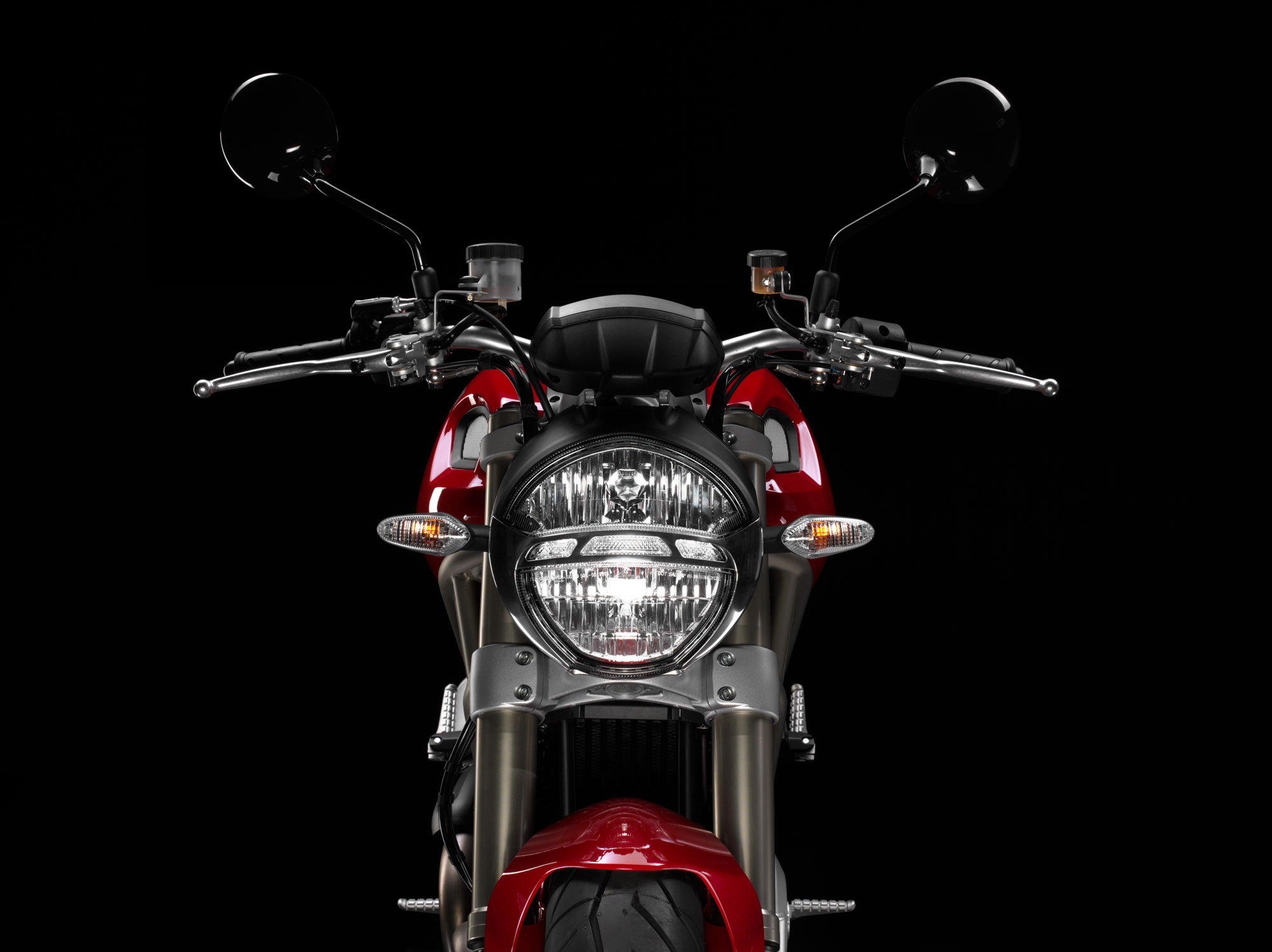 Ducati Monster 1100 EVO 20th Anniversary wallpapers #19168