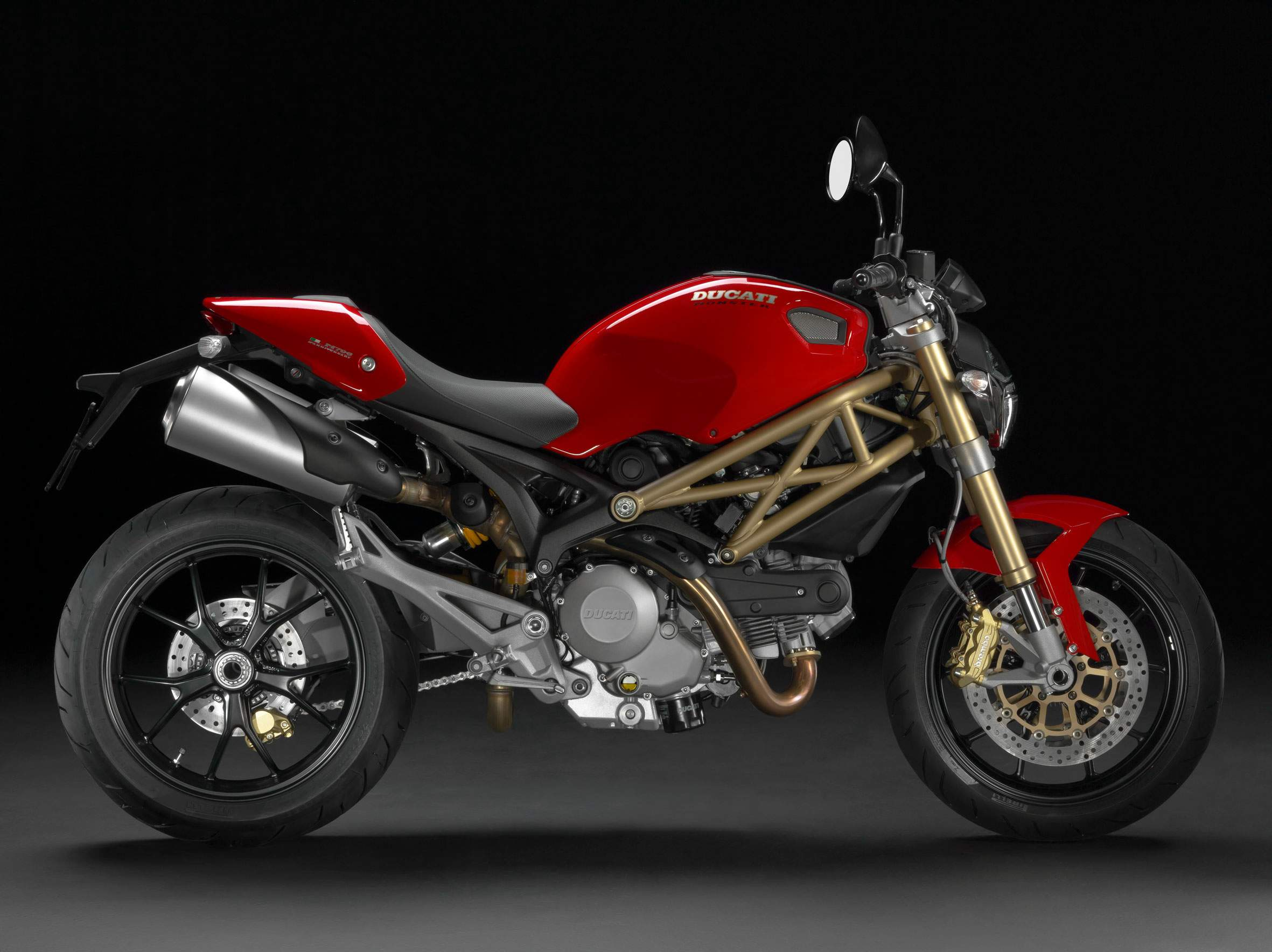 Ducati Monster 659 2013 wallpapers #13210