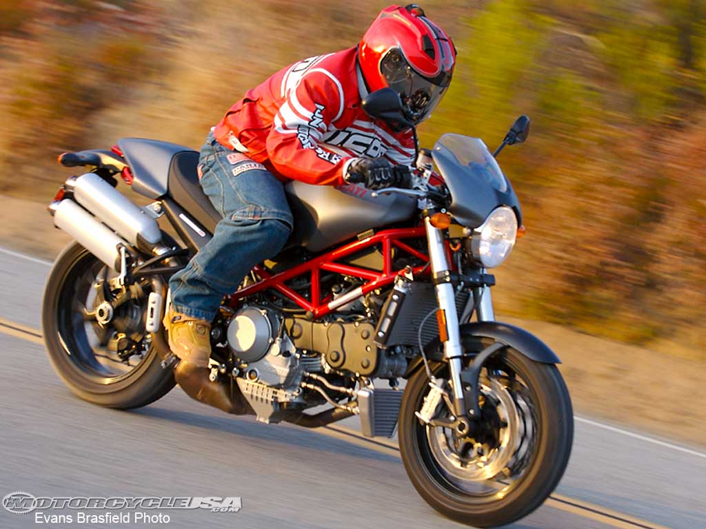 Ducati Monster S4R S Testastretta wallpapers #12315