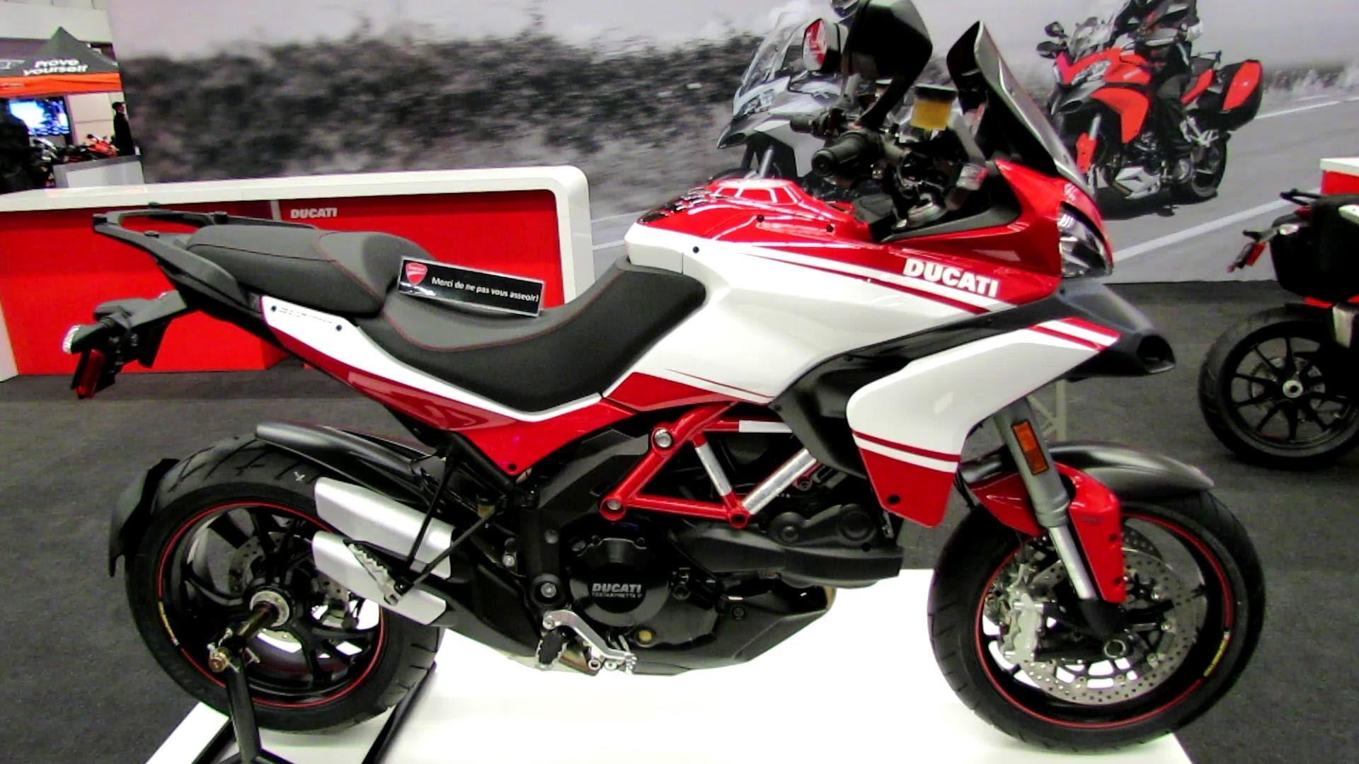 Ducati Multistrada 1200 S Pikes Peak Edition 2013 images #80023
