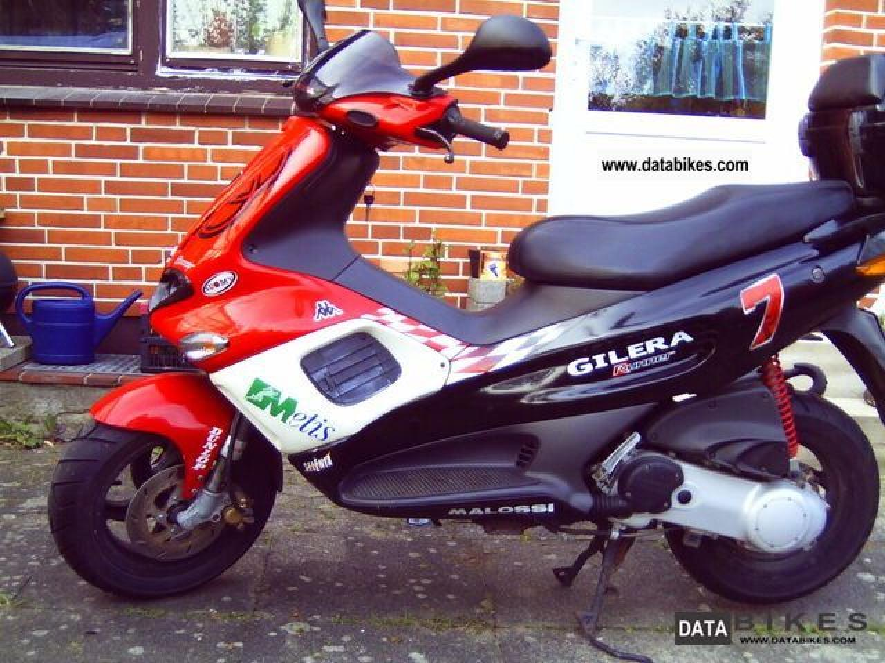 Gilera 50 Runner Racing Replica images #73883