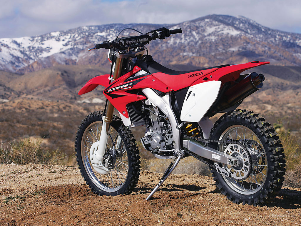 Honda CRF 450 R wallpapers #134126