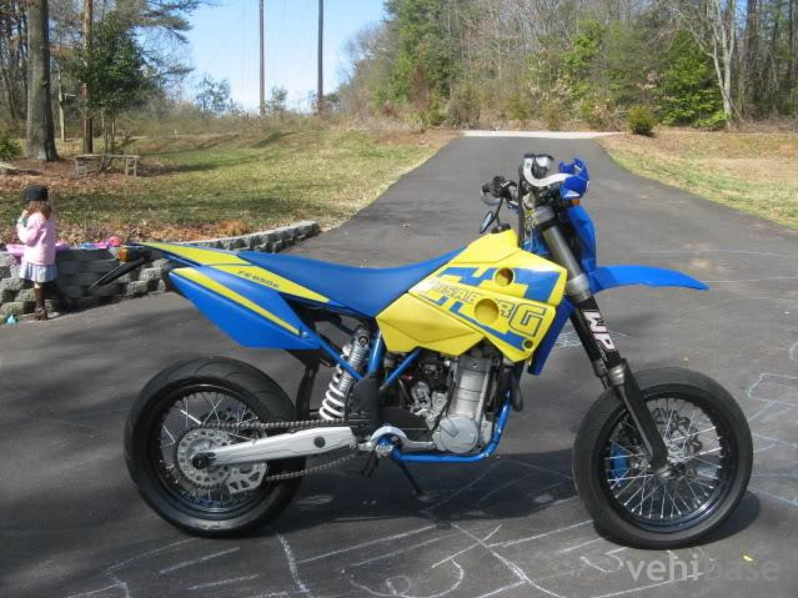 Husaberg FS 400 C 2002 wallpapers #137791
