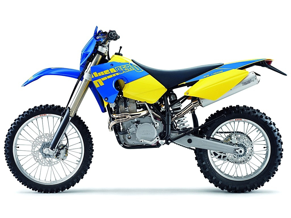 Husaberg FS 450 E 2006 wallpapers #144639