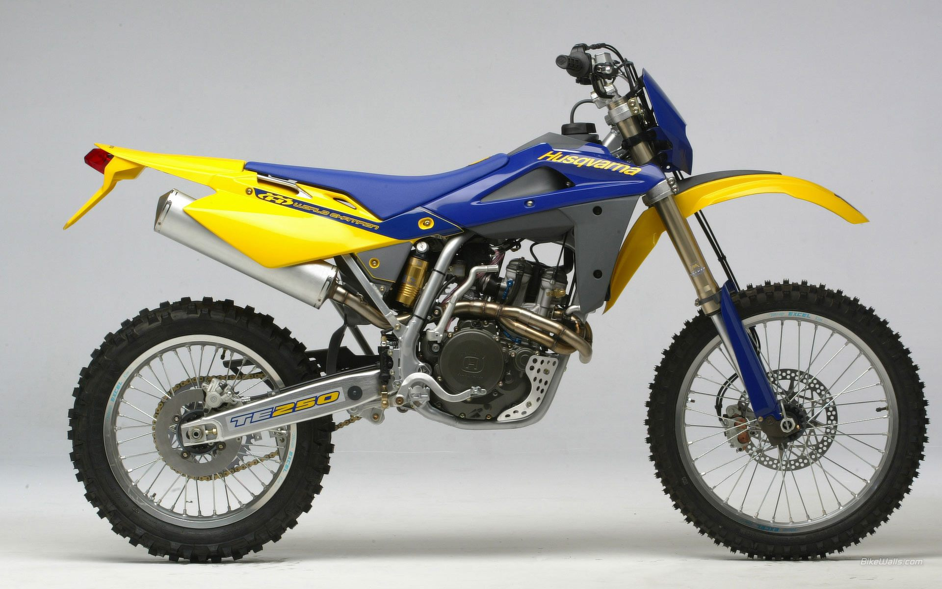 Husqvarna TE 250 2005 wallpapers #143052