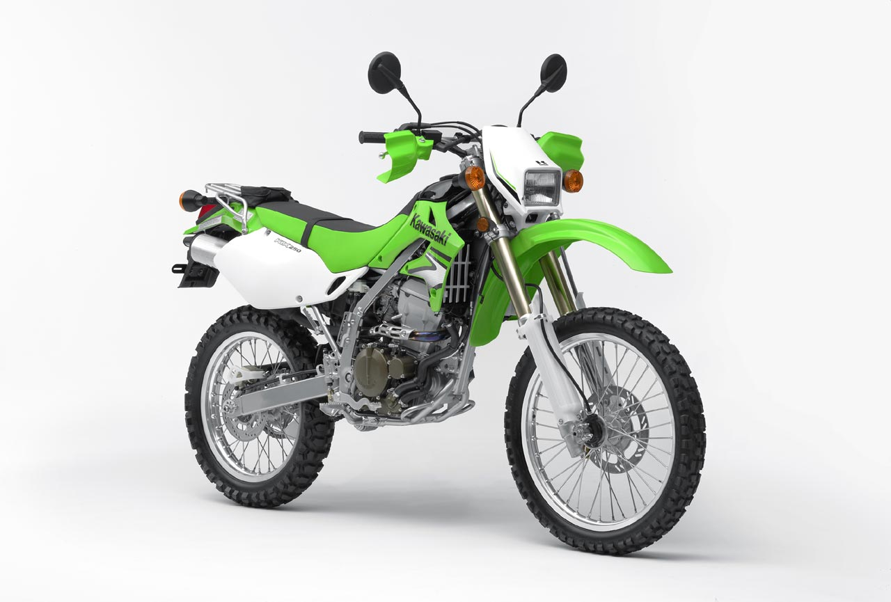 Kawasaki KLX 250 S 2007 wallpapers #142454
