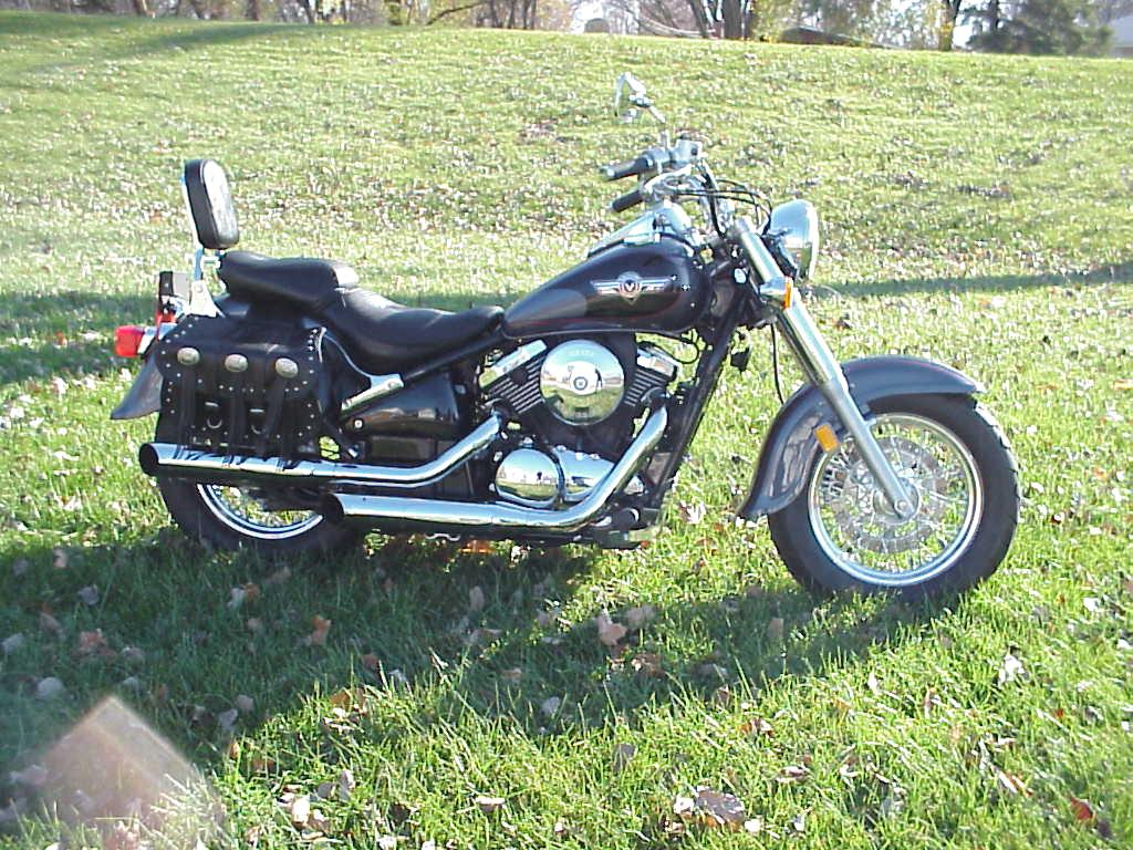 1999 kawasaki vn 800 classic pics specs and information. Black Bedroom Furniture Sets. Home Design Ideas