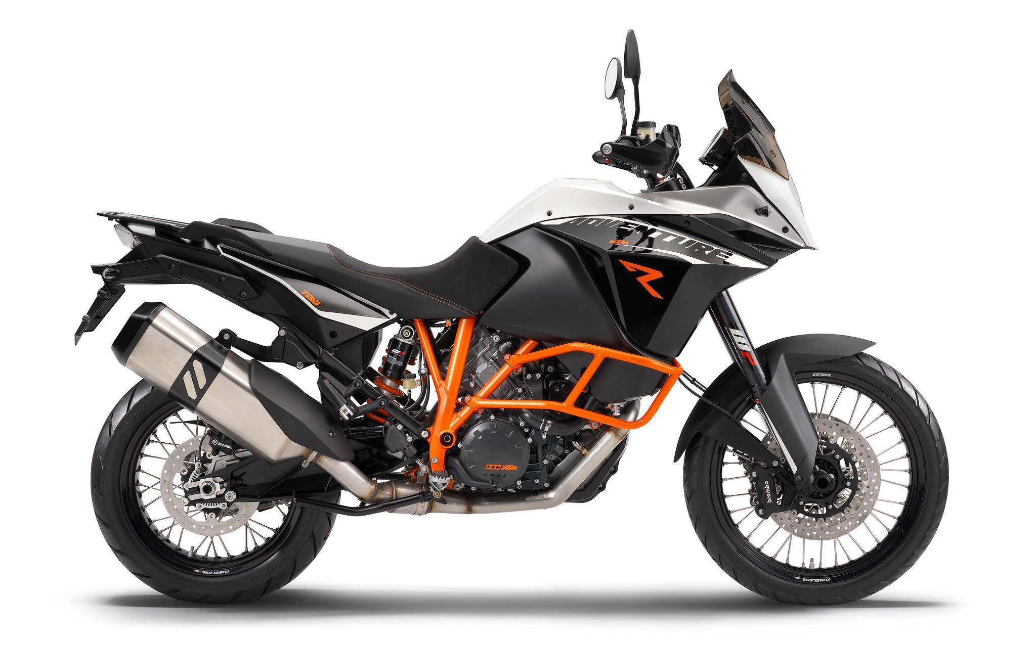 KTM 1190 Adventure R wallpapers #160505