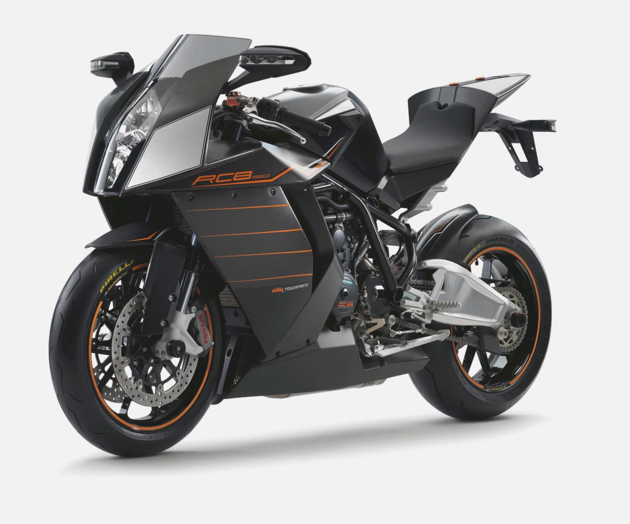 KTM 1190 RC8 R wallpapers #135414