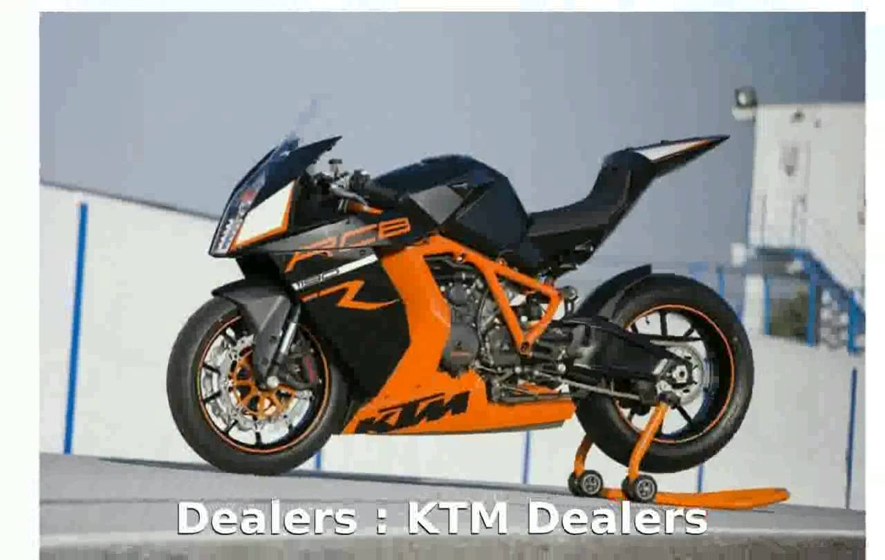 KTM 1190 RC8 R Red Bull Limited Edition 2010 images #86766