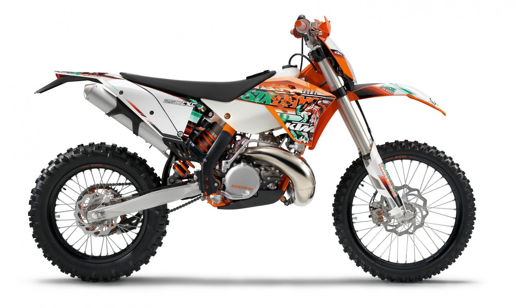 KTM 250 EXC-F SixDays wallpapers #161297