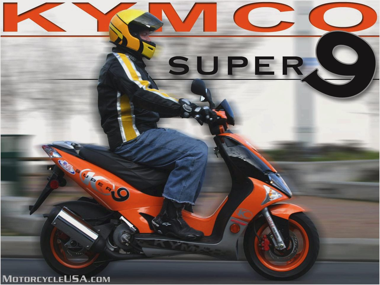 Kymco Scout ZX 50 2001 images #101248