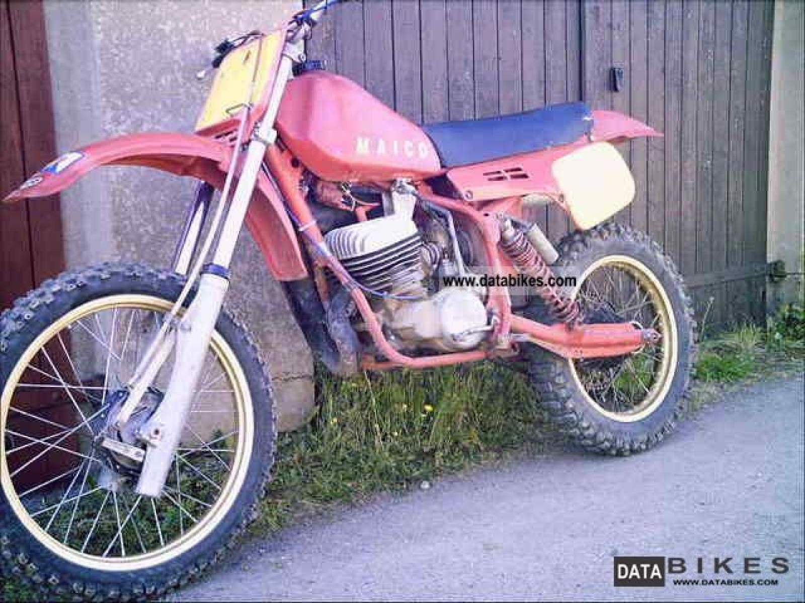 Maico MD 250 WK 1983 images #103723