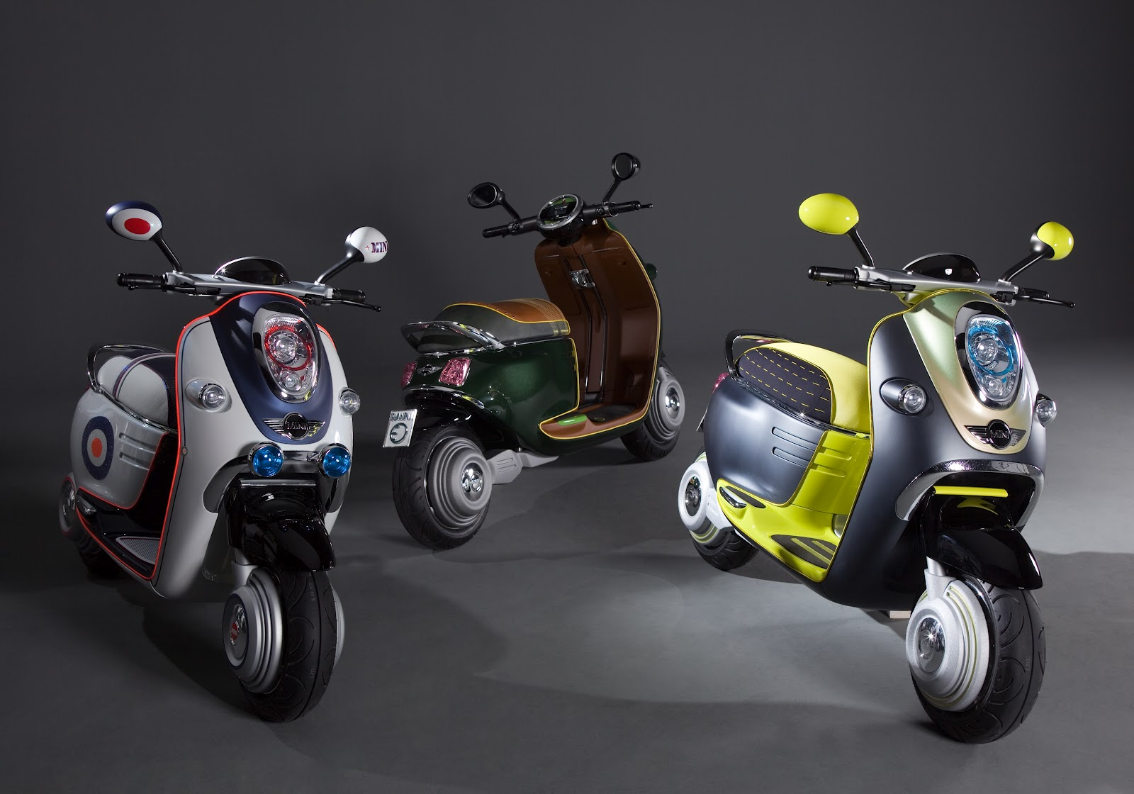 MINI Scooter E Concept images #106880