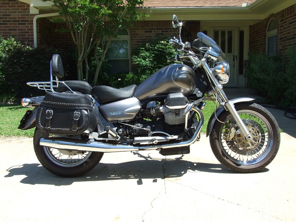 Moto Guzzi California 1100 F images #108766