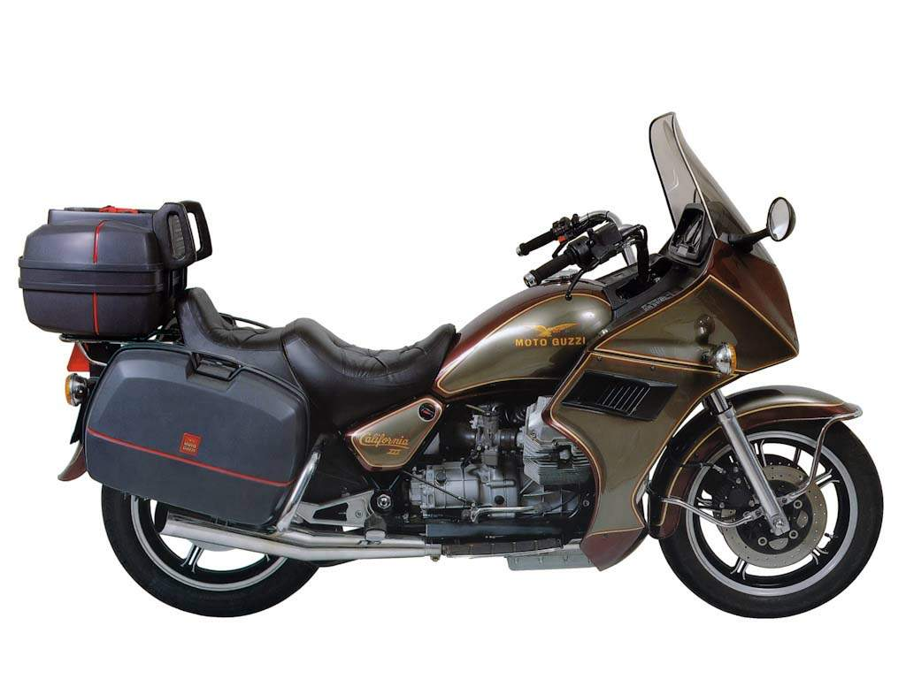 Moto Guzzi California III 1993 images #108667