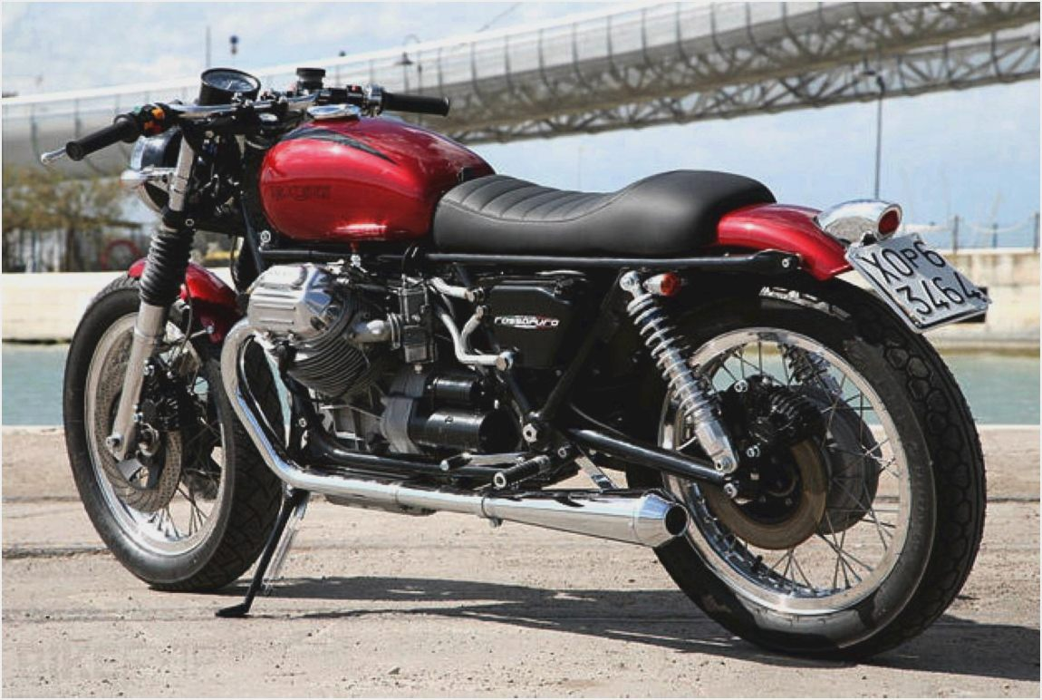 Moto Guzzi V 1000 I-Convert 1978 wallpapers #139879