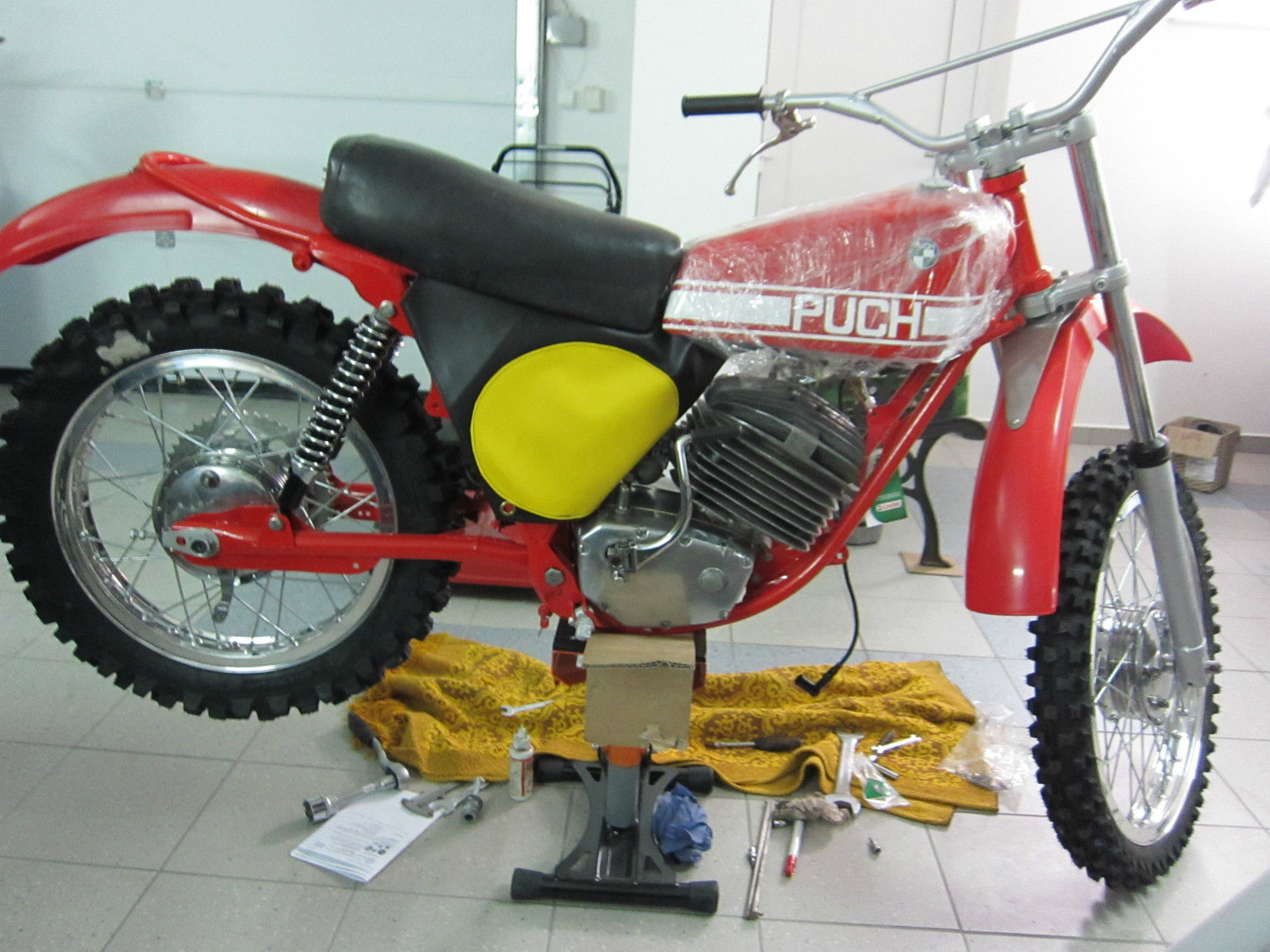 Puch 175 Enduro 1972 images #121275