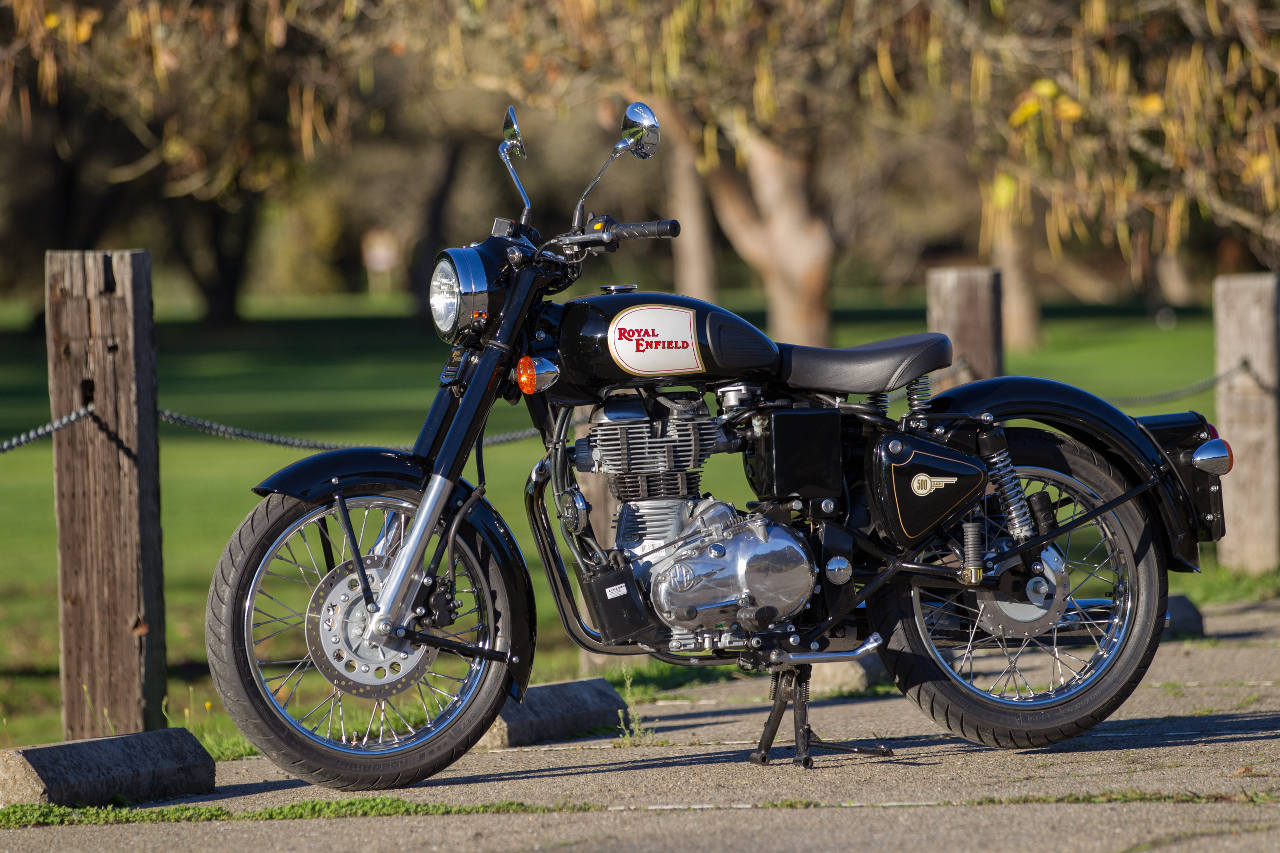 Royal Enfield Bullet 500 Army 2003 images #123839