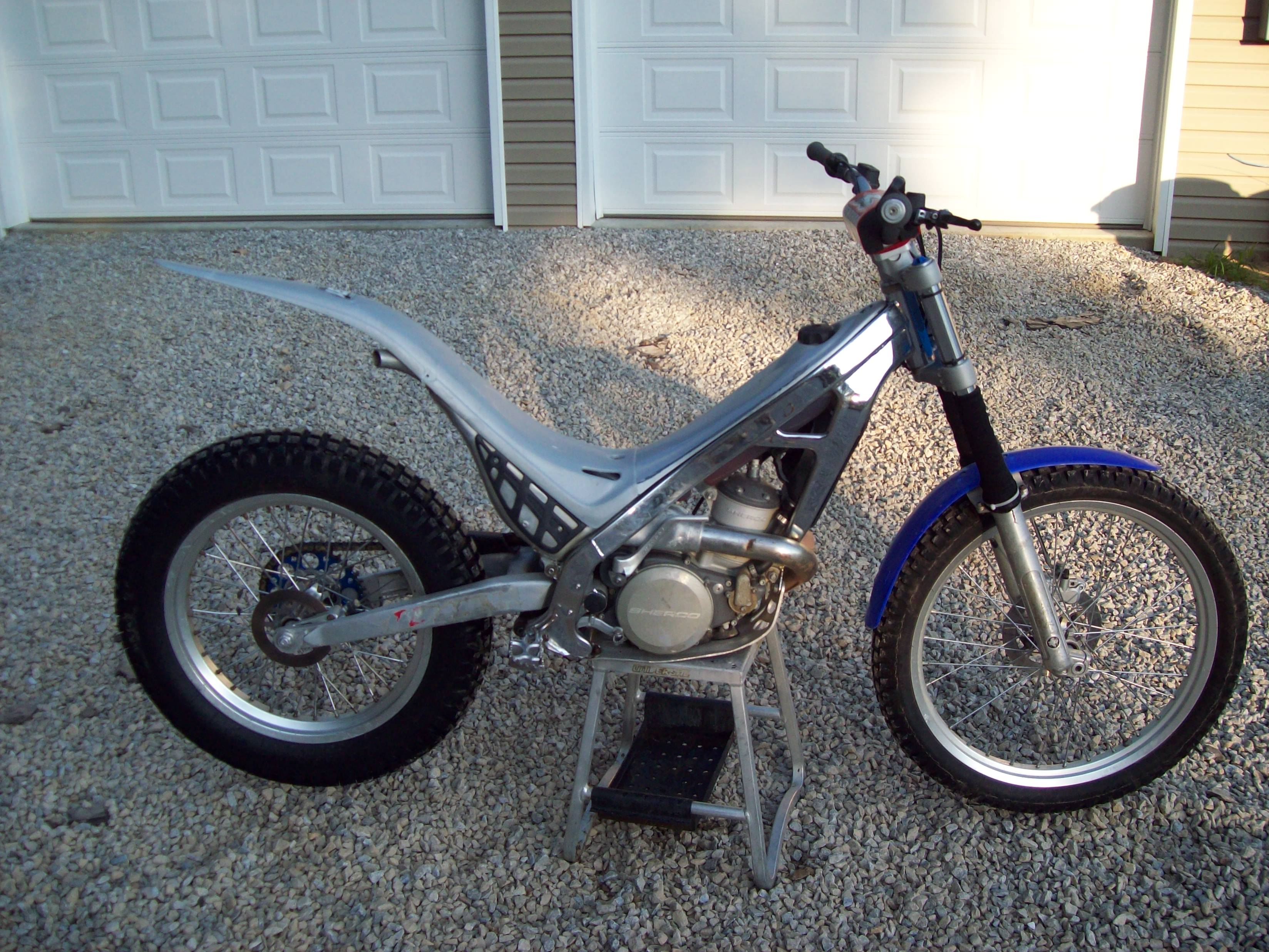 Sherco 2.0 Trial 2004 images #124537
