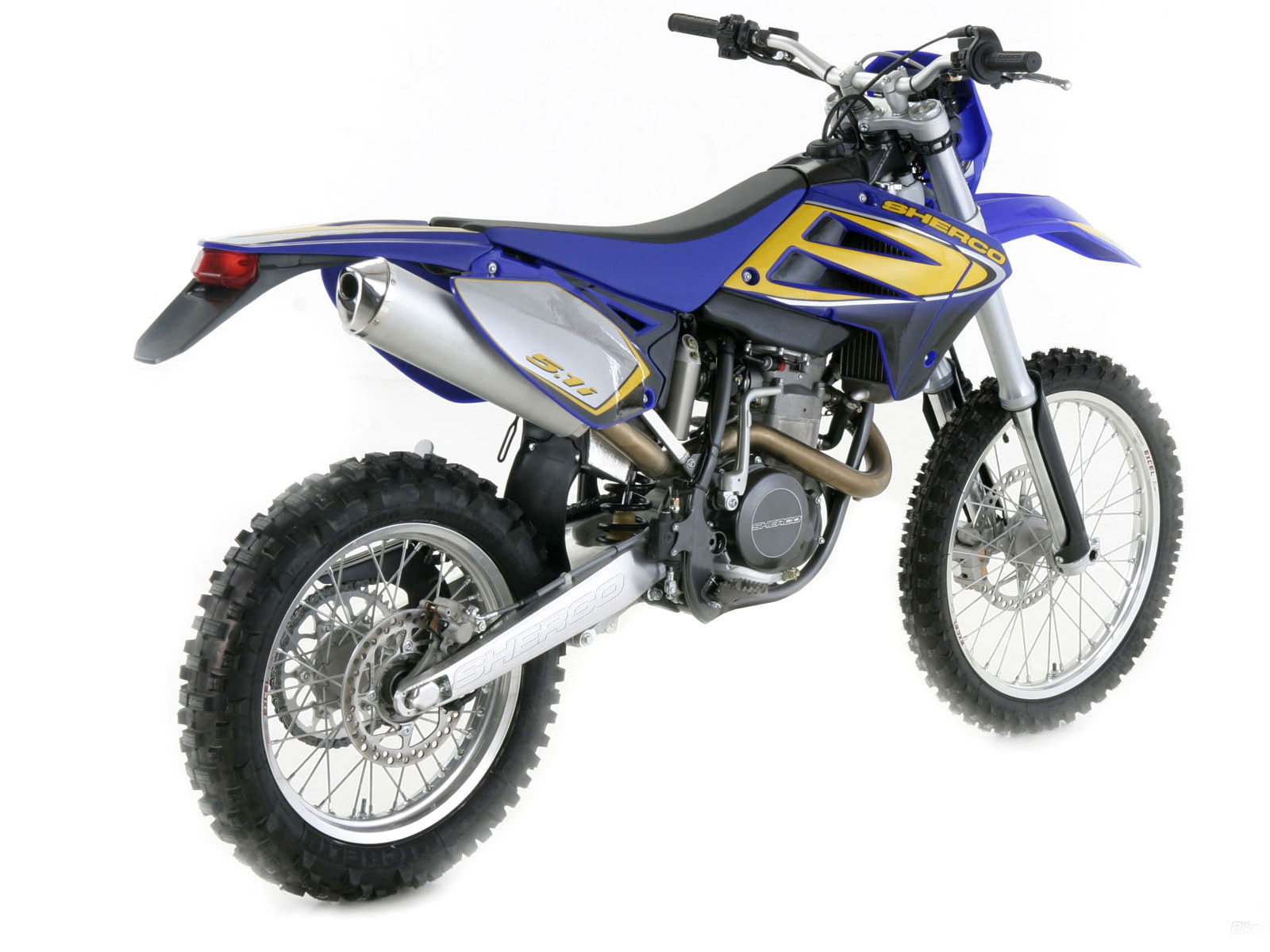 Sherco 5.1 4T Supermotard images #124437