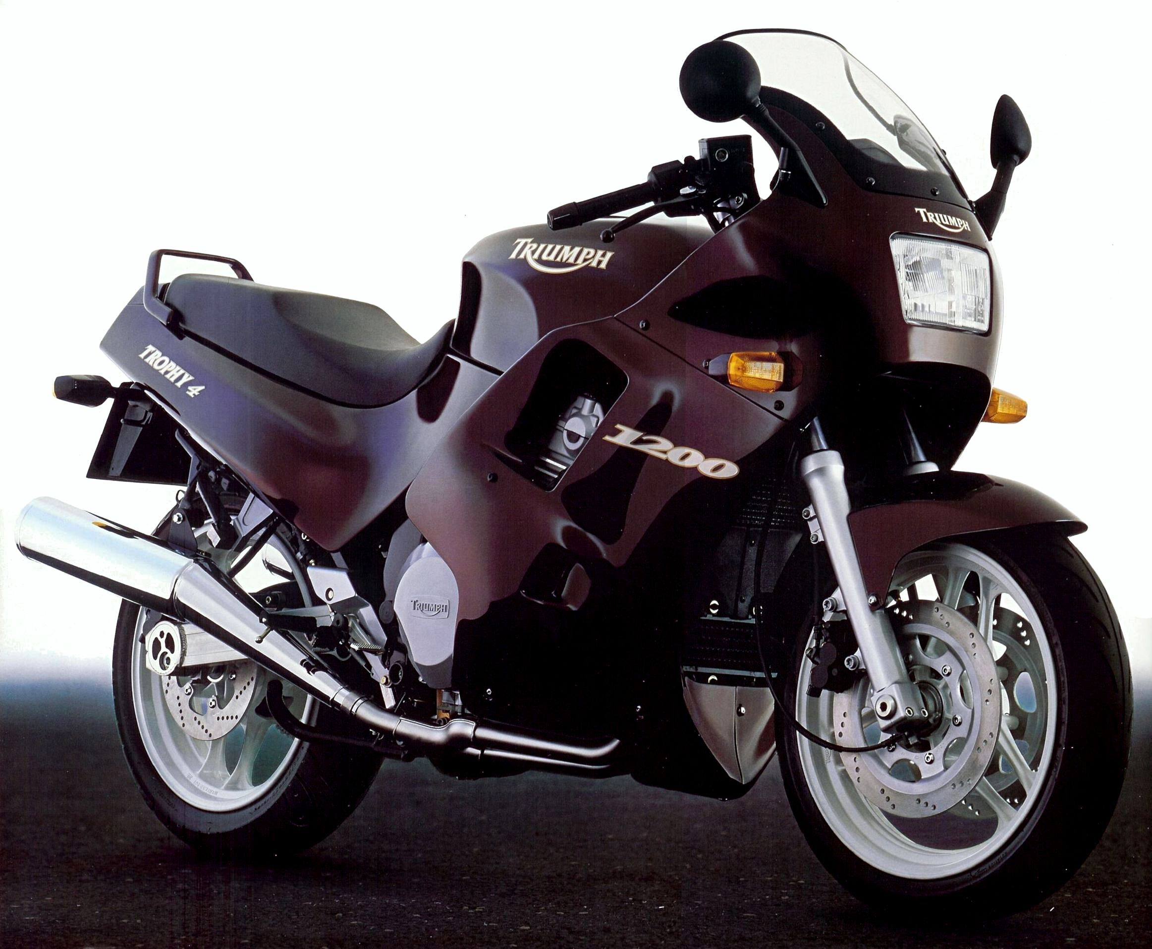 1993 triumph trophy 1200 pics specs and information. Black Bedroom Furniture Sets. Home Design Ideas