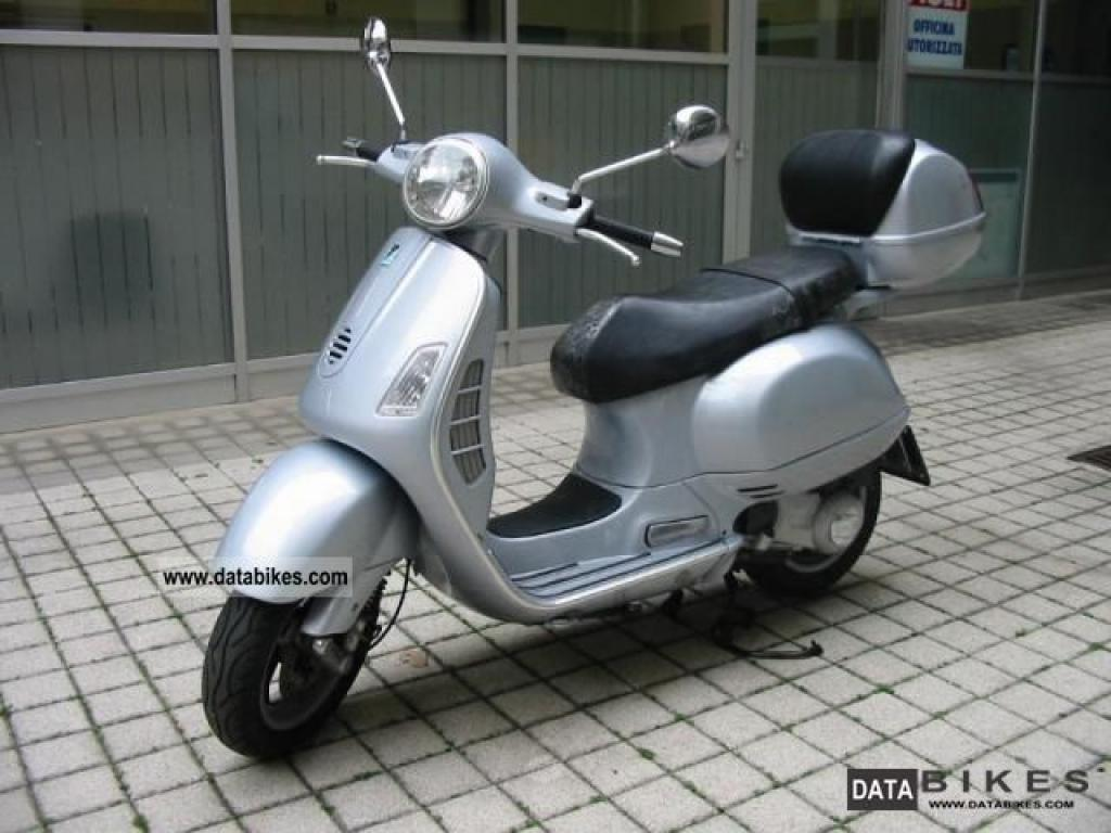 Vespa Granturismo 200 L 2005 wallpapers #146920