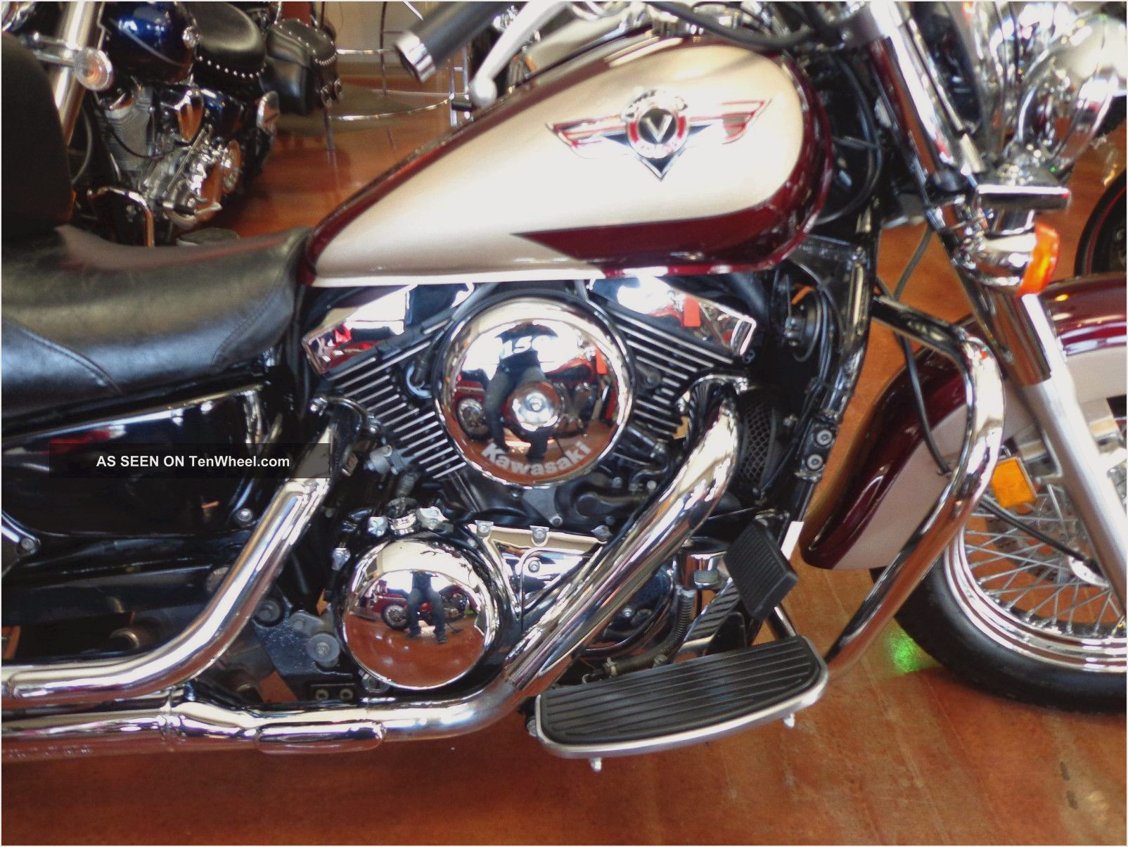 Victory Touring Cruiser 1500 2005 images #129163