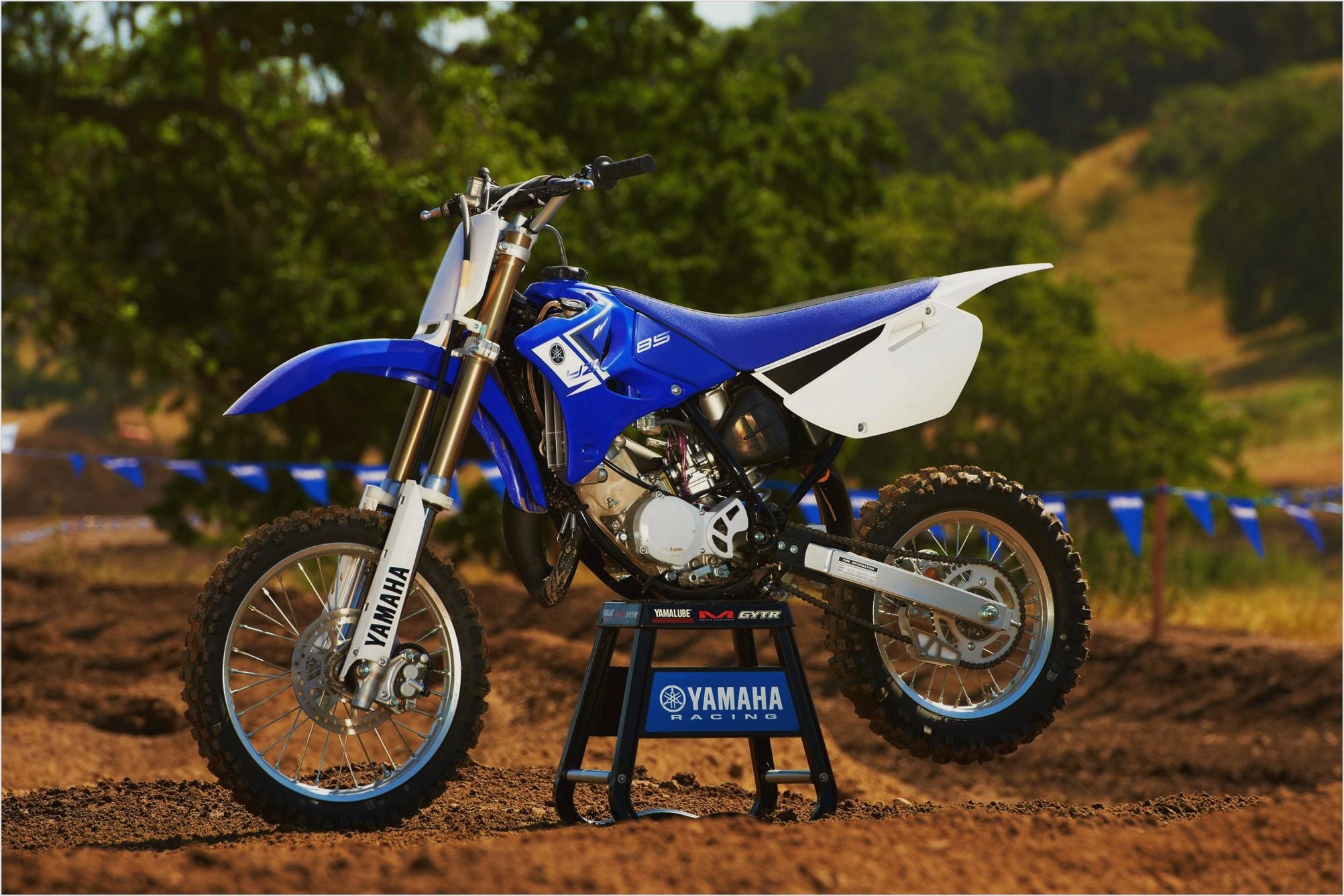2009 yamaha yz 85 pics specs and information. Black Bedroom Furniture Sets. Home Design Ideas