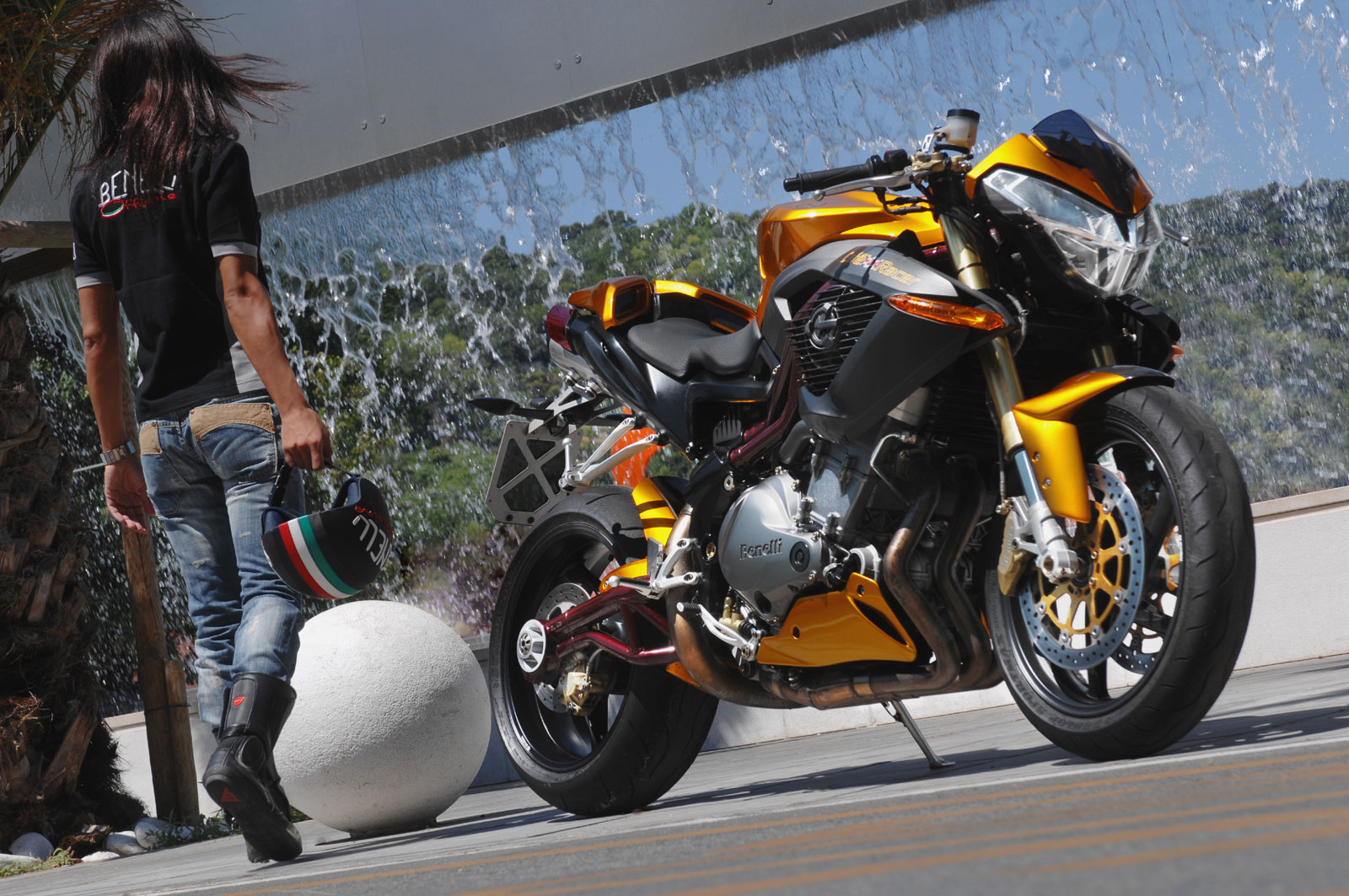 Benelli TnT Cafe Racer 2008 pics #1496
