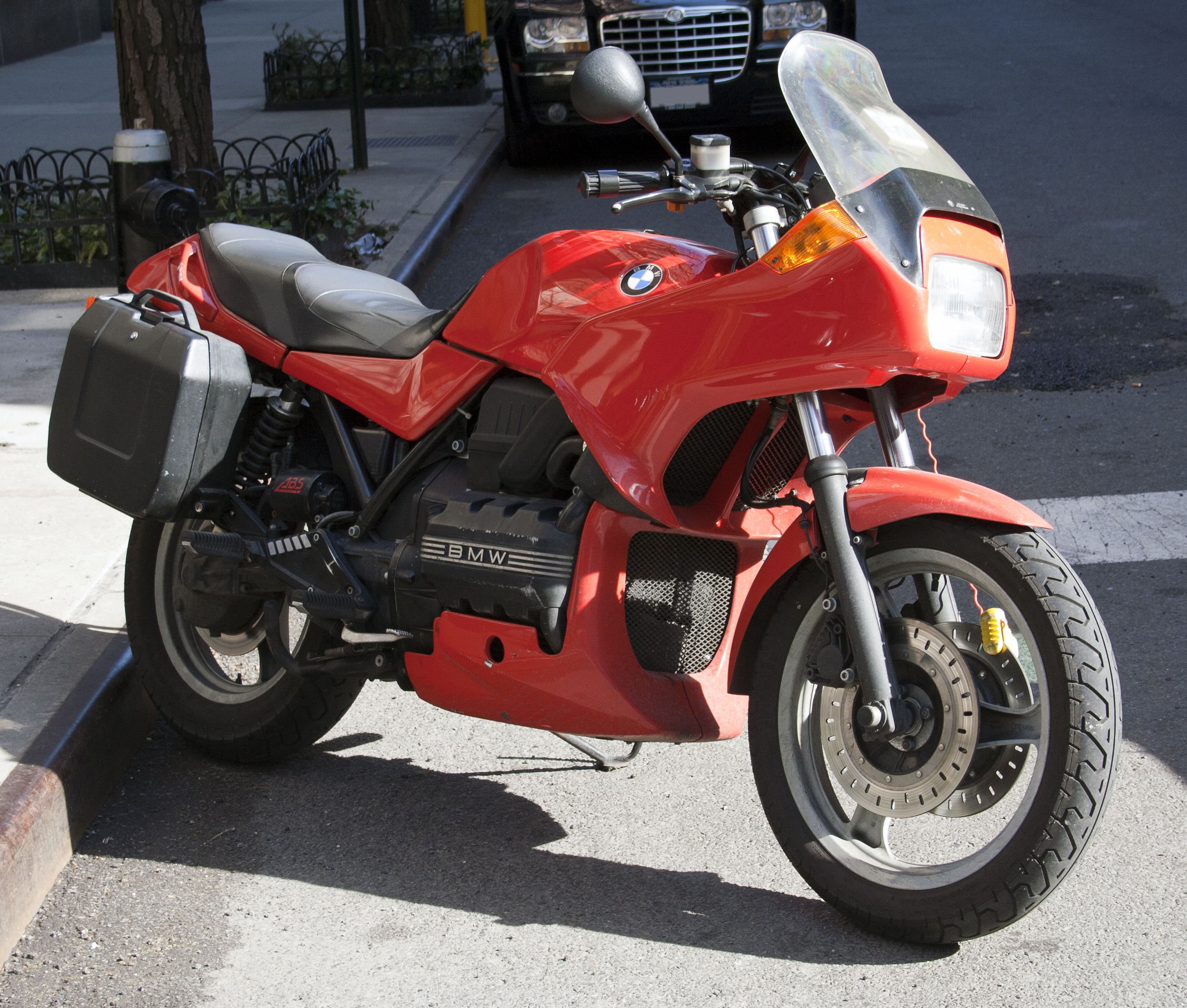 BMW K100RT 1987 images #12216