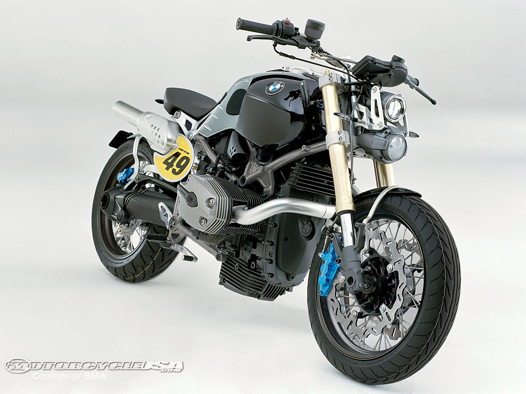 BMW Lo Rider Concept images #8442