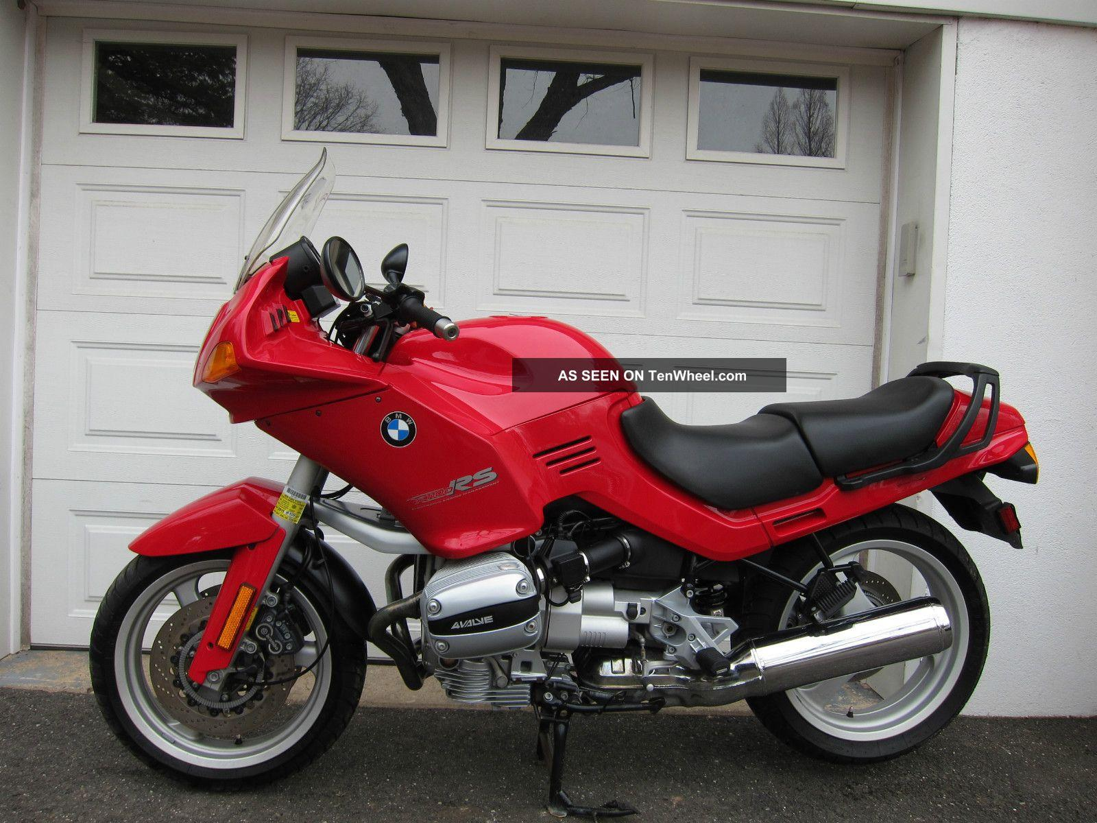 BMW R1100RS 1992 images #5277