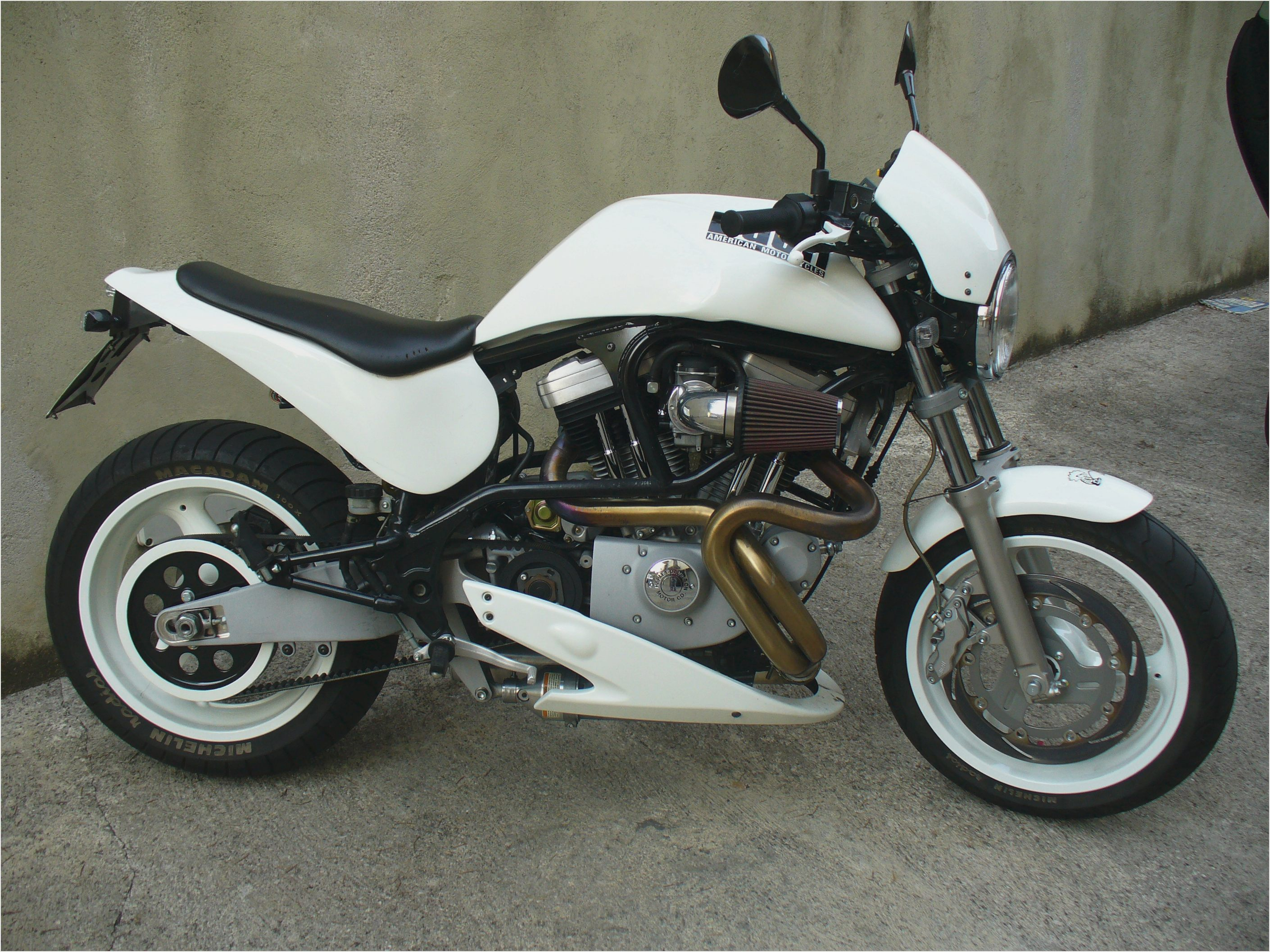 Buell M2 Cyclone 1999 images #153265