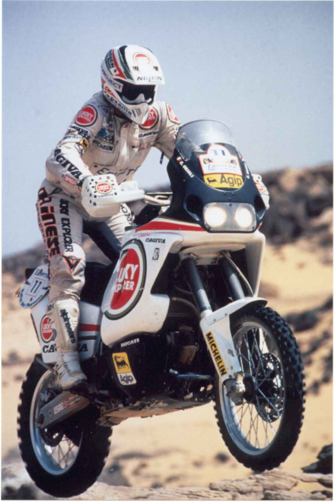 Cagiva Elefant 900 IE 1990 images #68845