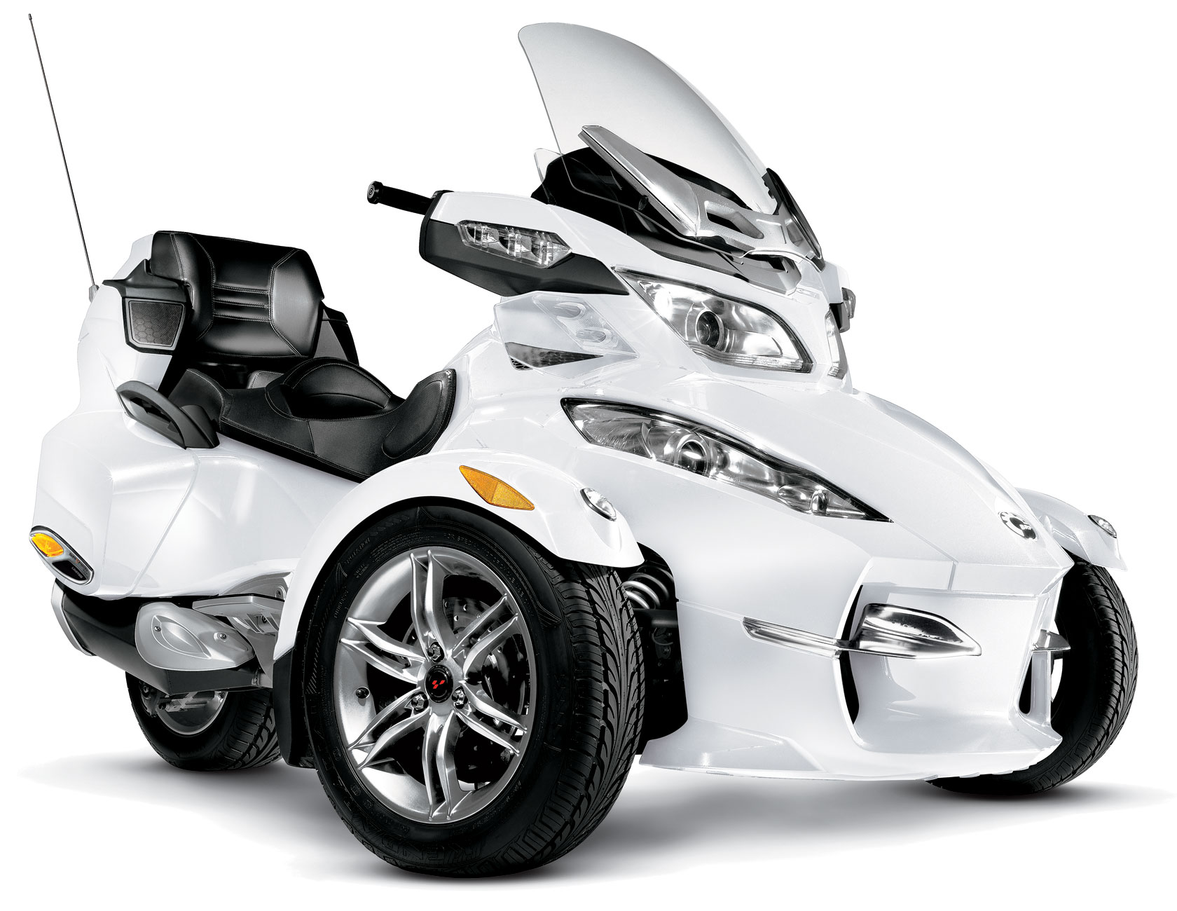 Can-Am Spyder RS-S 2011 images #94404