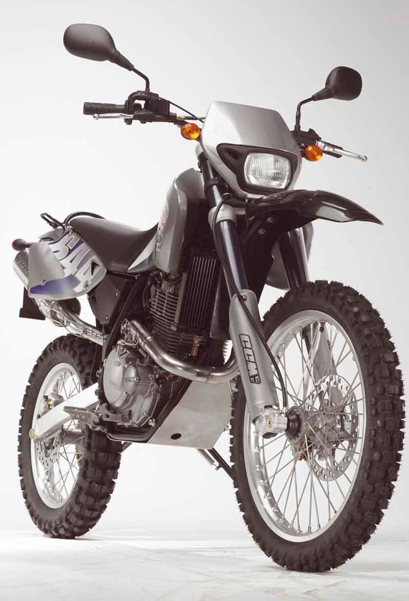 CCM 404DS Dualsport Moto 2003 images #70126