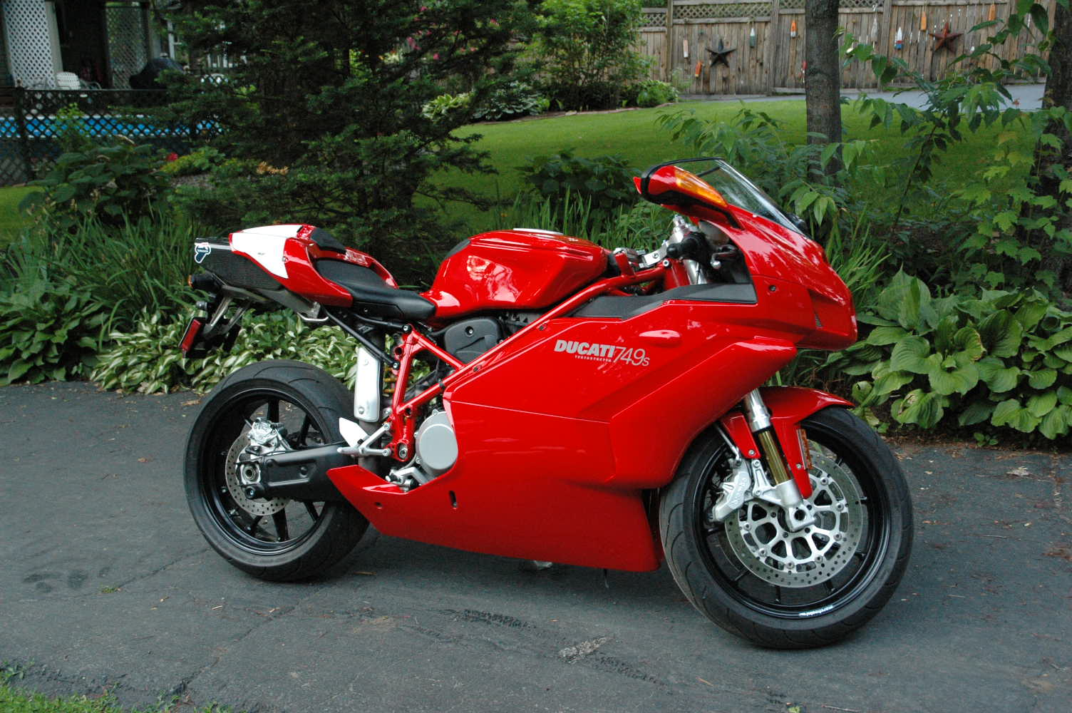 Ducati 749 S wallpapers #148901