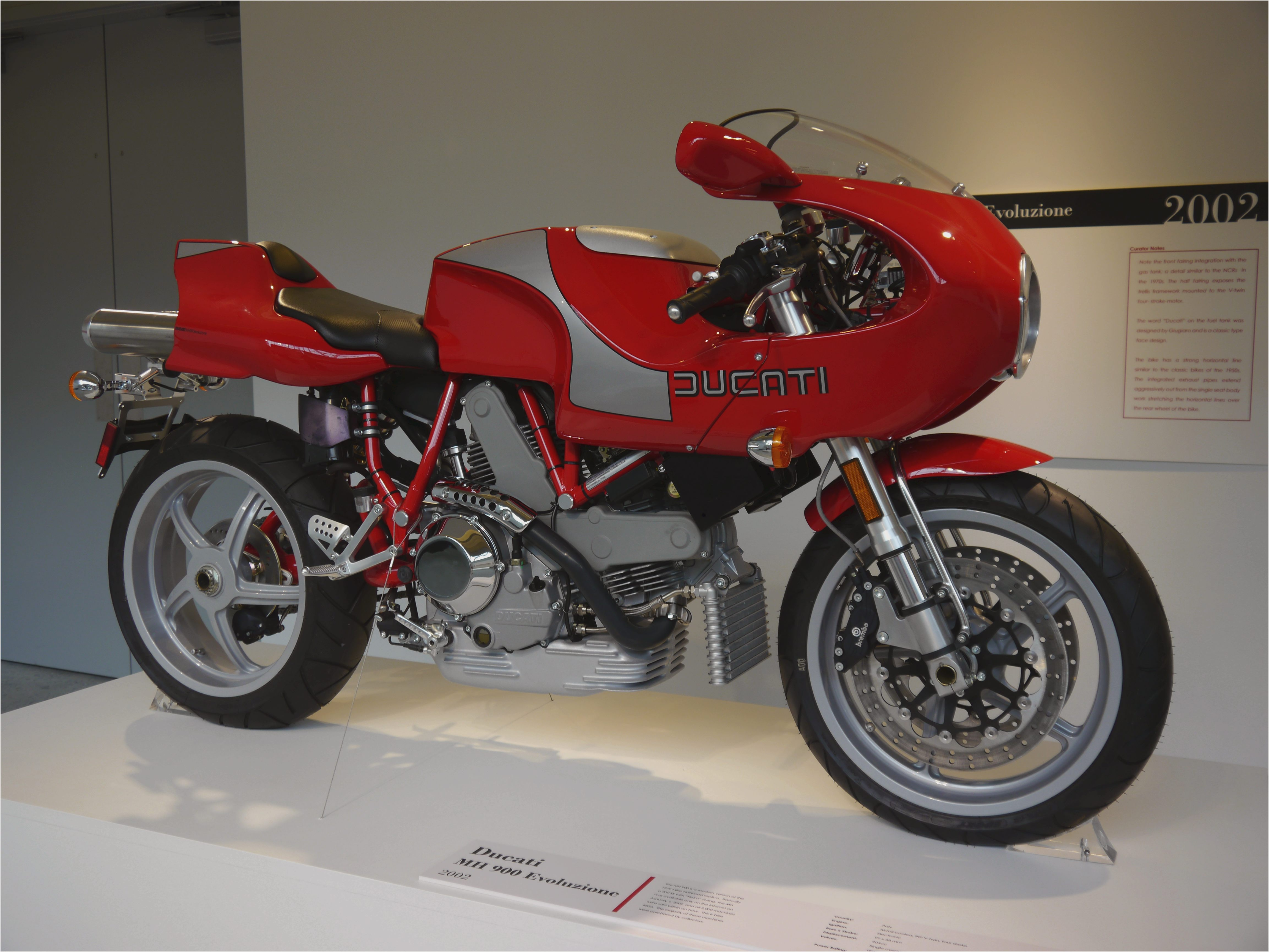 Ducati 98 SS 1955 images #9630