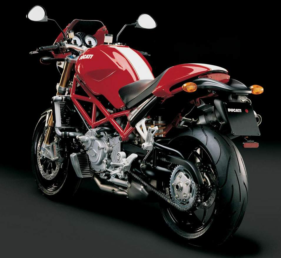 Ducati Monster S4R S Testastretta wallpapers #12316