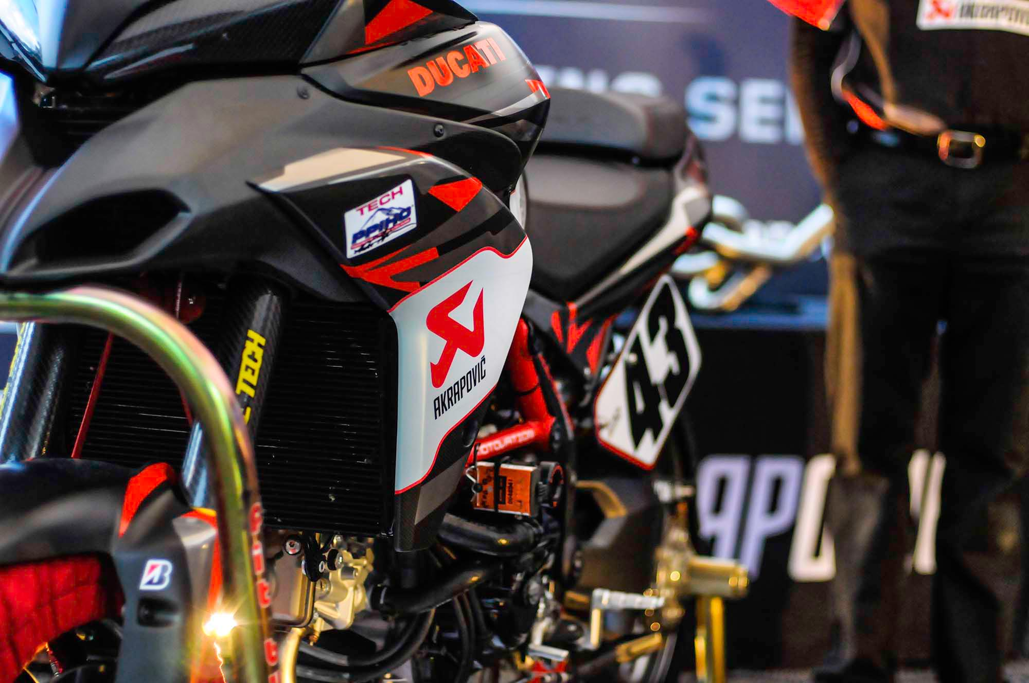 Ducati Multistrada 1200 S Pikes Peak Edition 2013 images #80024